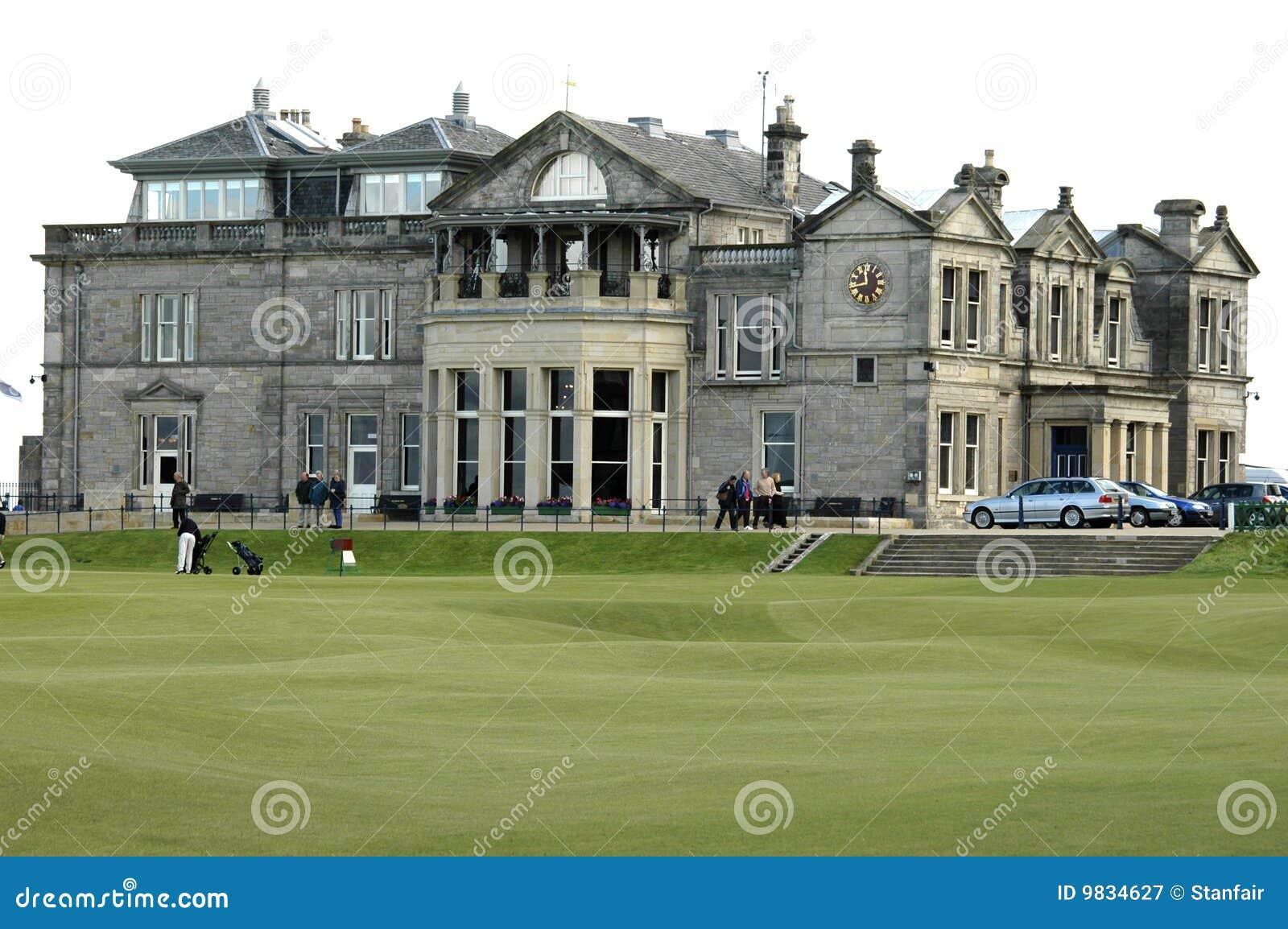 Clube do golfe do St. Andrews