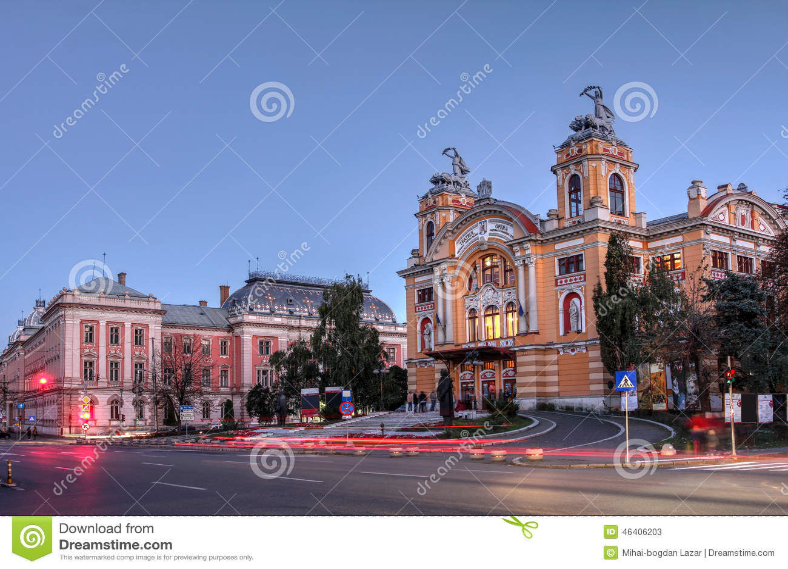 Cluj Napoca, Roemenië