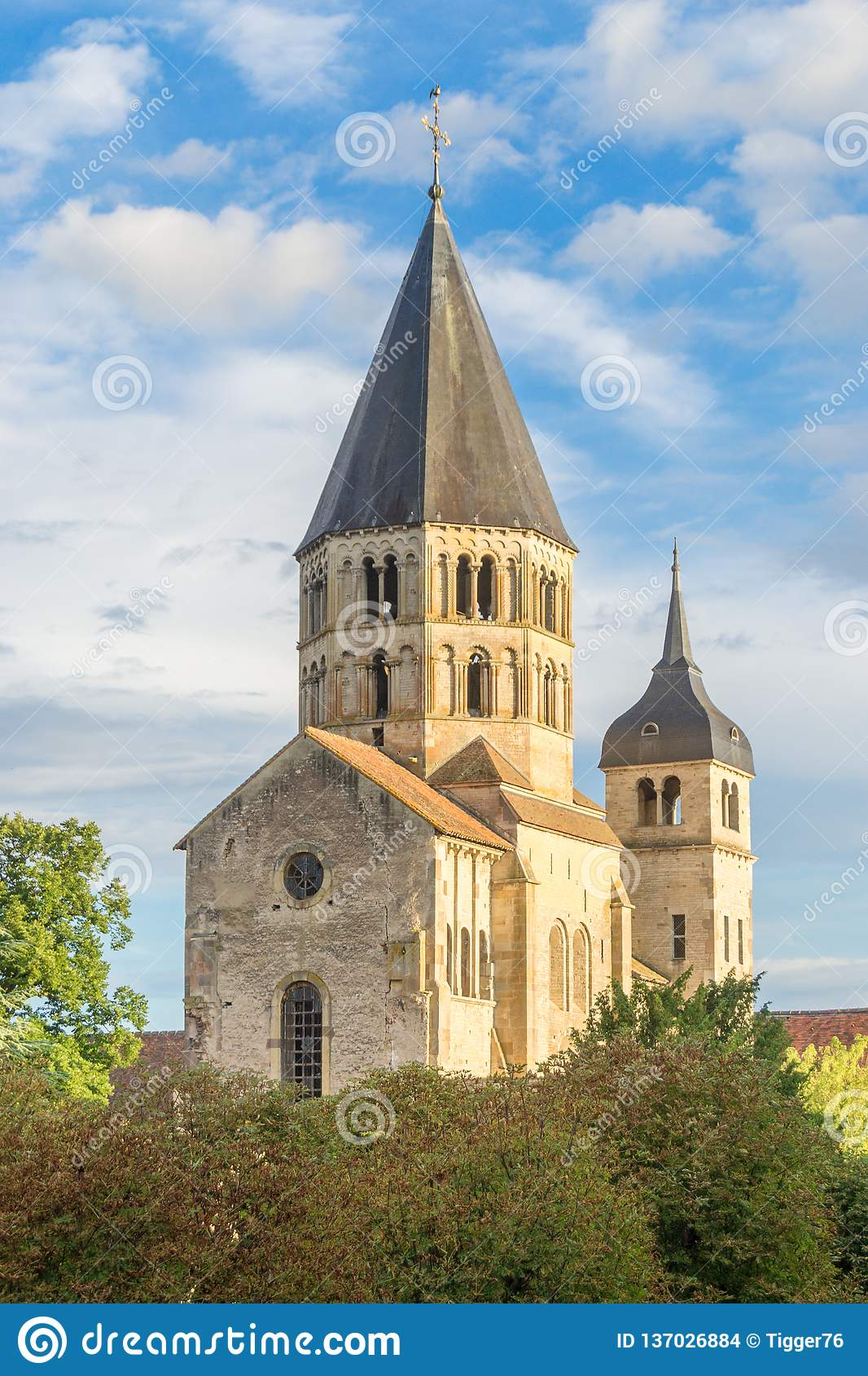 Cluny, Francja -