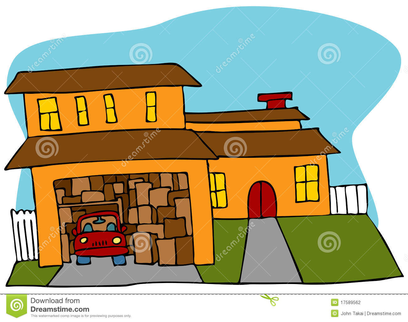 messy house clipart - photo #30