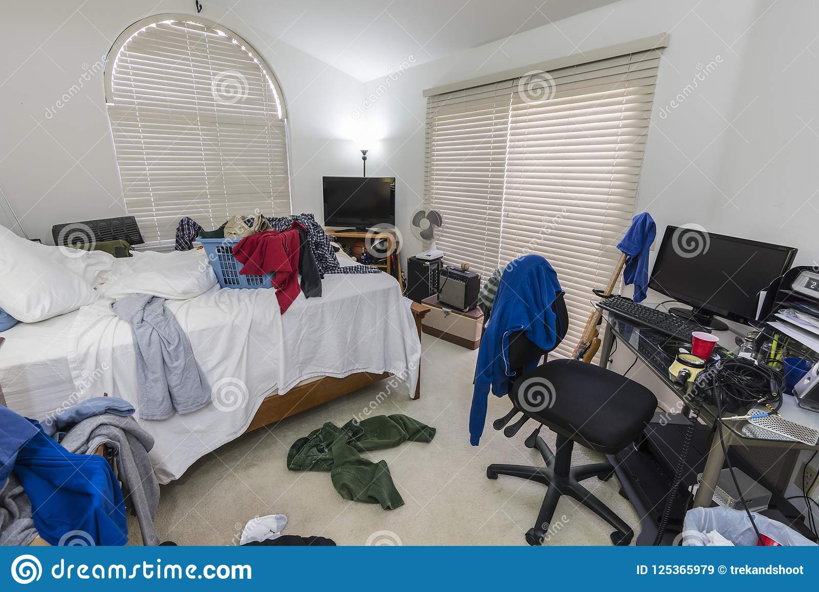 4 846 Messy Bedroom Photos Free Royalty Free Stock Photos From Dreamstime