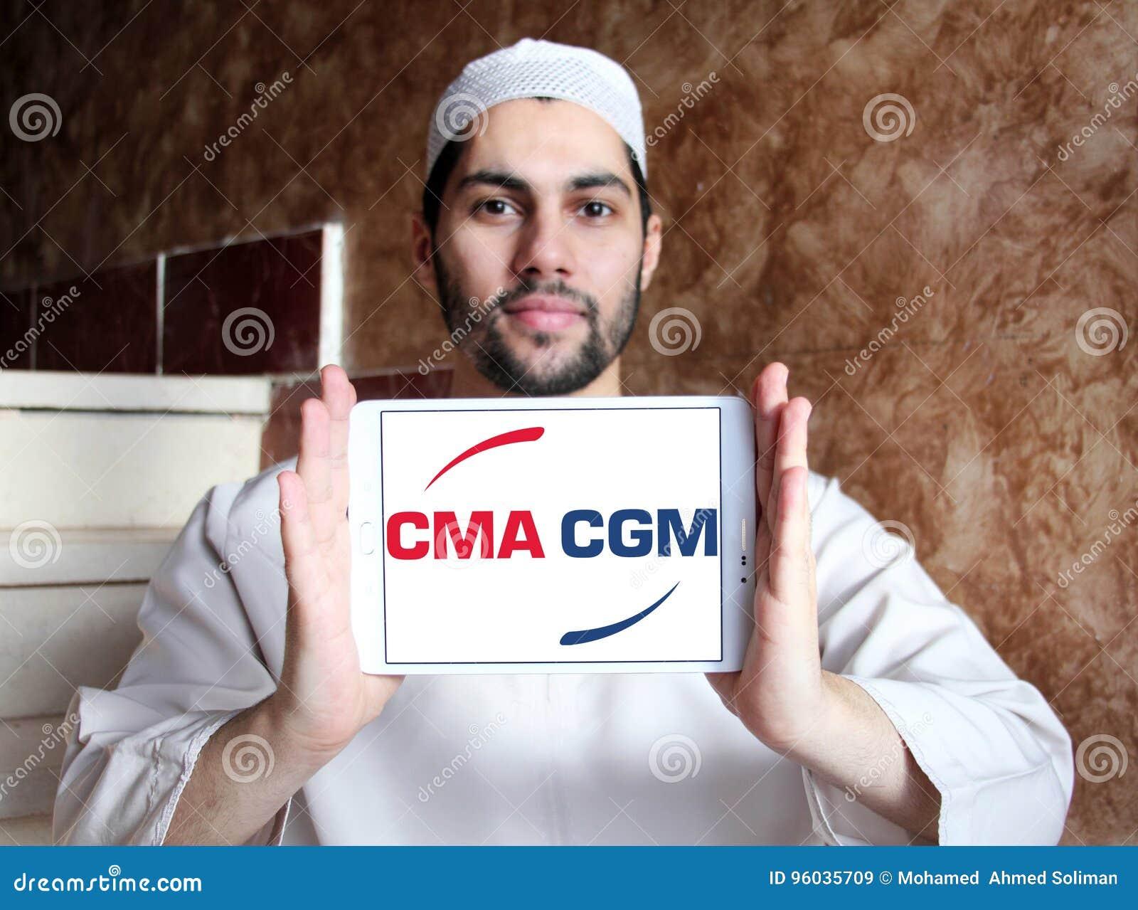 Cma cgm towarzystwa żeglugowe logo