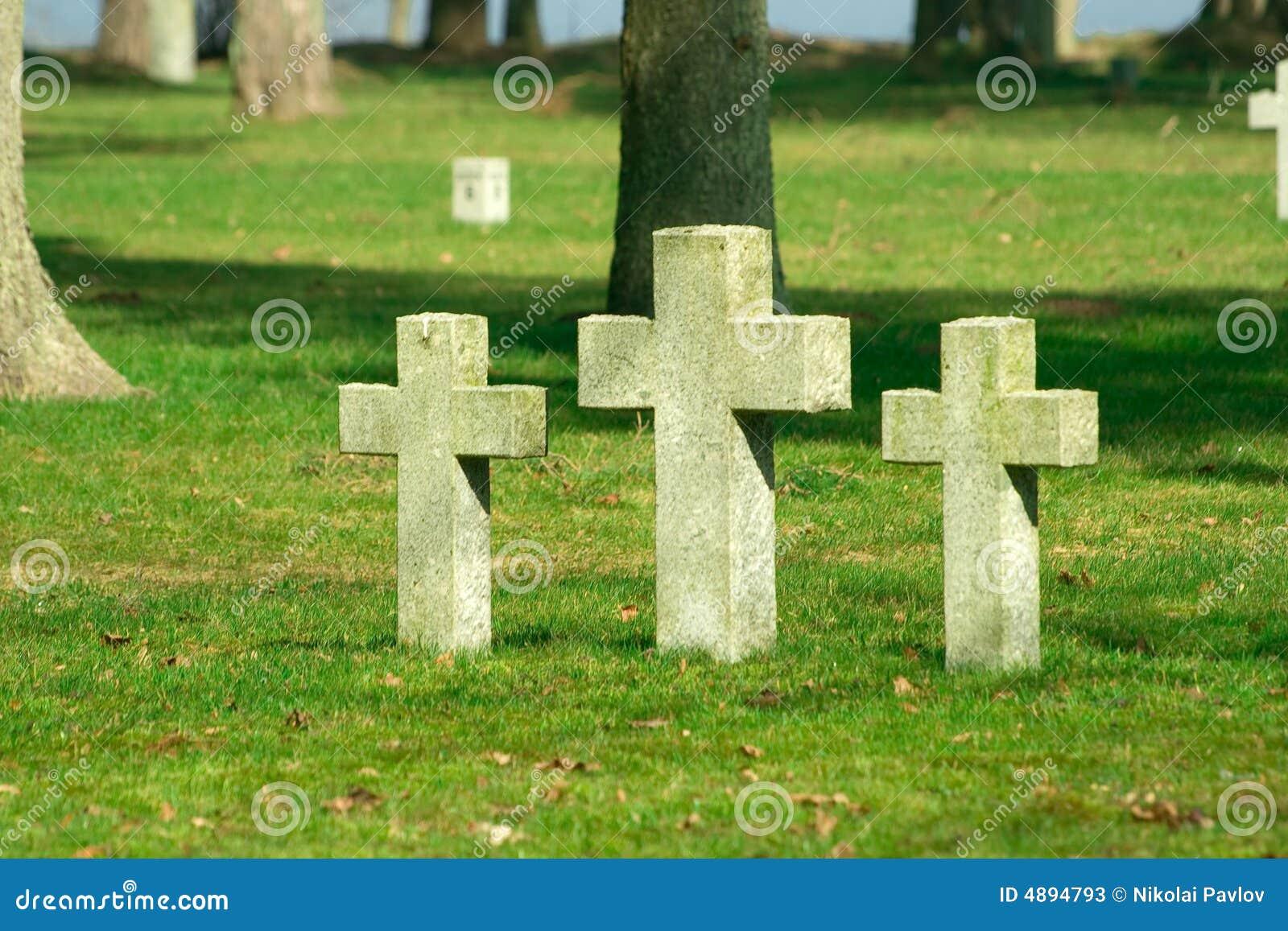 Cmentarz na ziemię