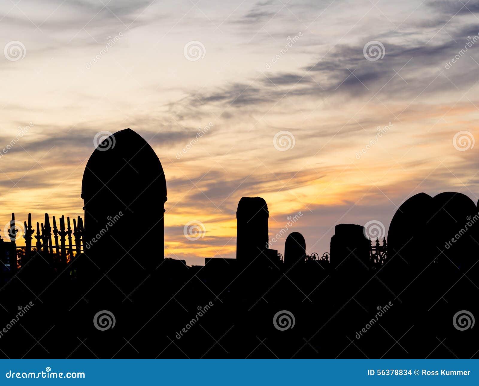 Cmentarz Przy zmierzchem
