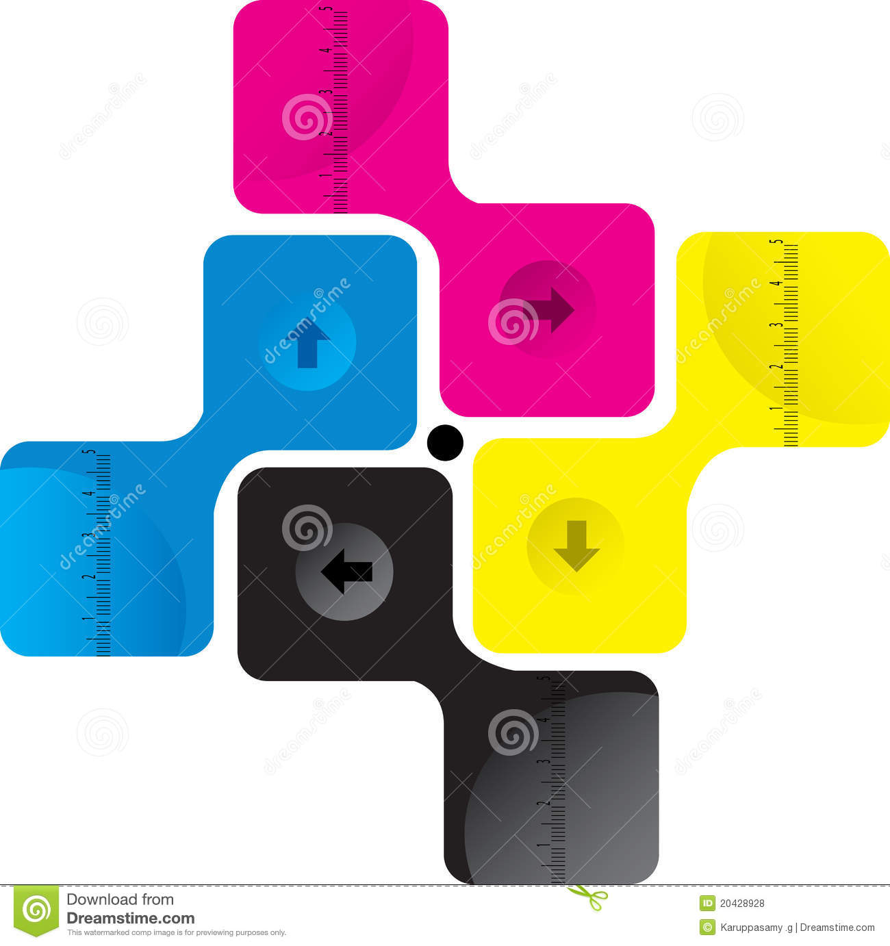 Cmyk Printing Concept Royalty Free Stock Photos - Image ...