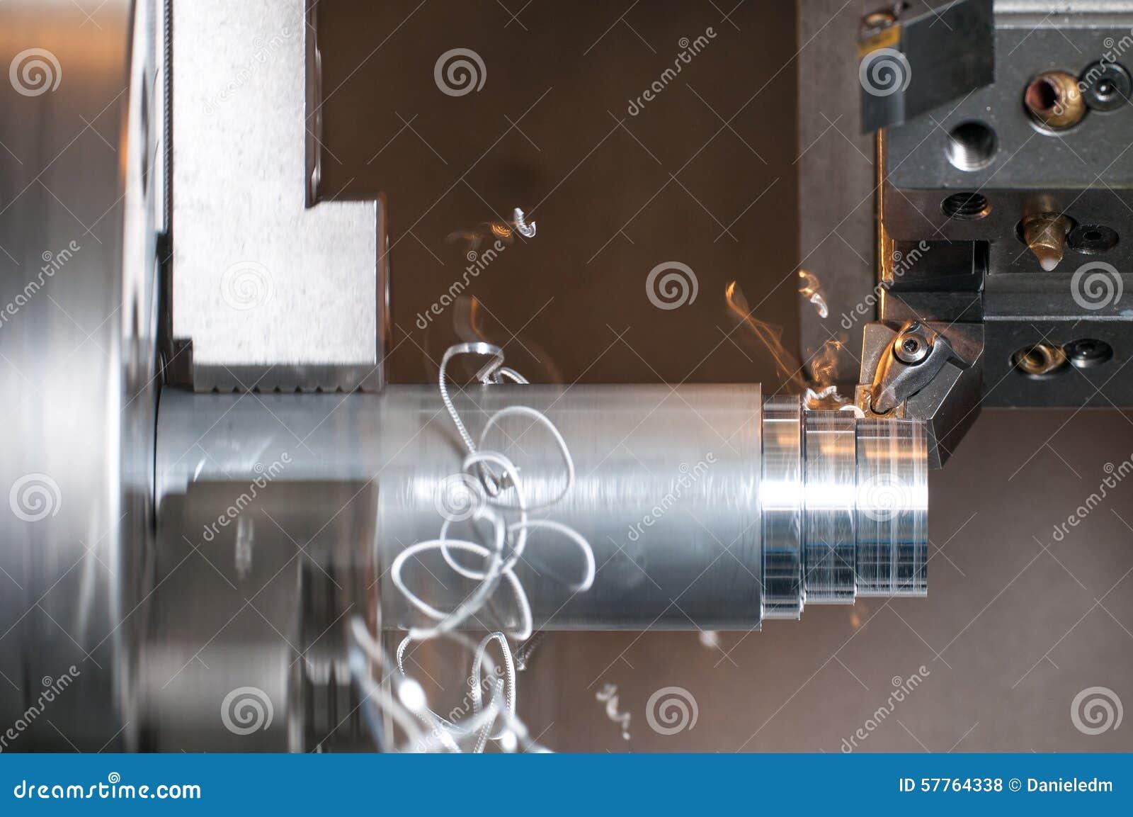 CNC draaibankmachine