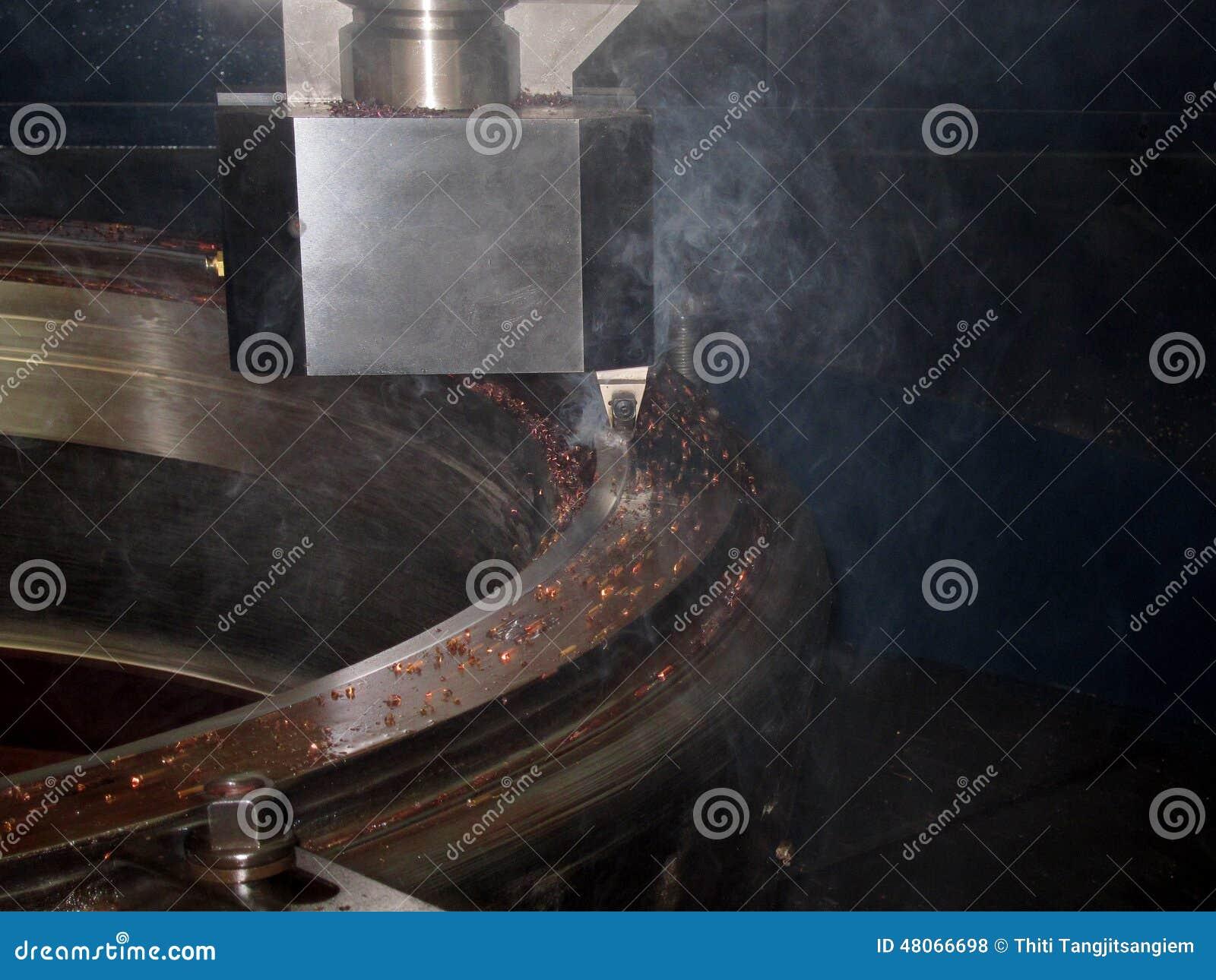 CNC metalu tokarki maszyna