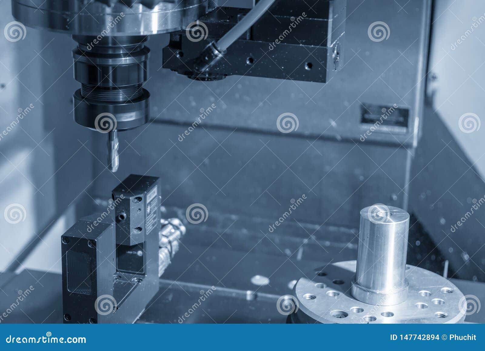 CNC mielenia maszyny pomiarowa narzędziowa długość precyzja laseru wyposażeniem