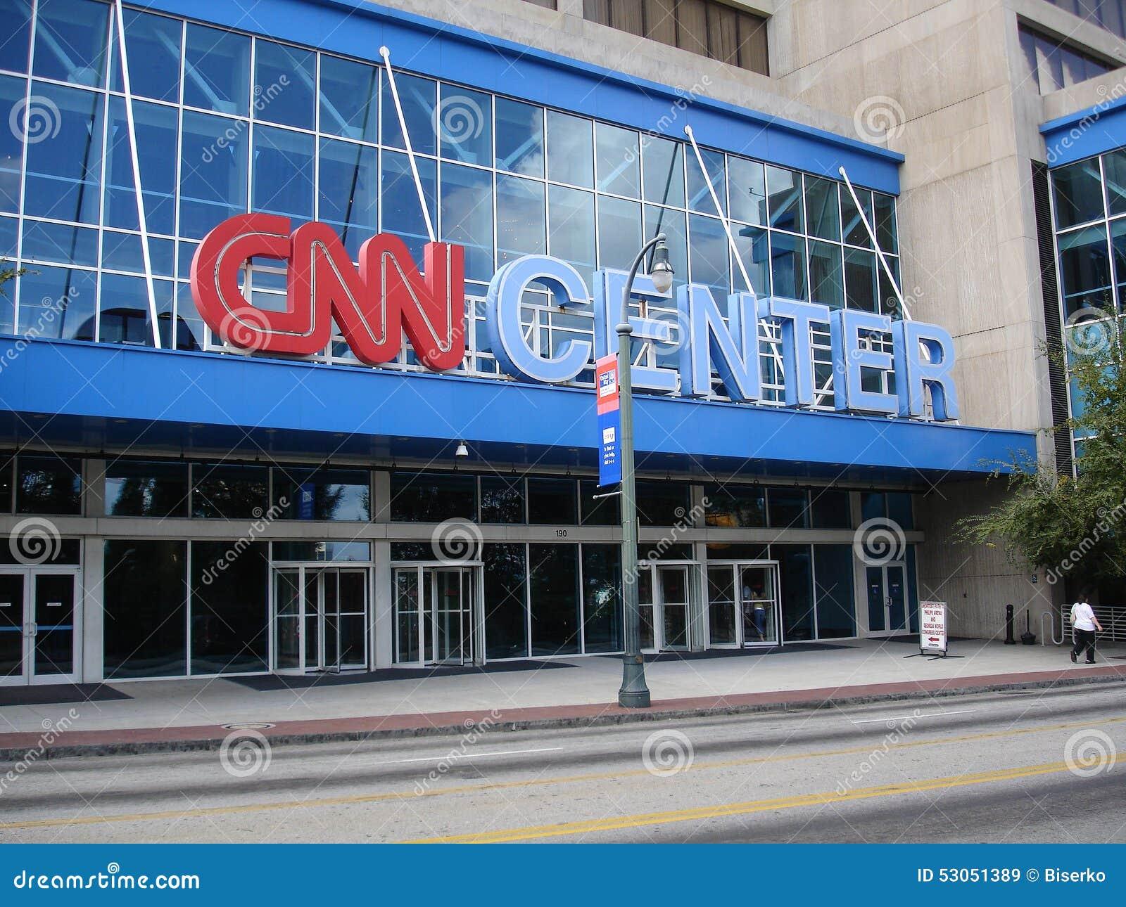 CNN center