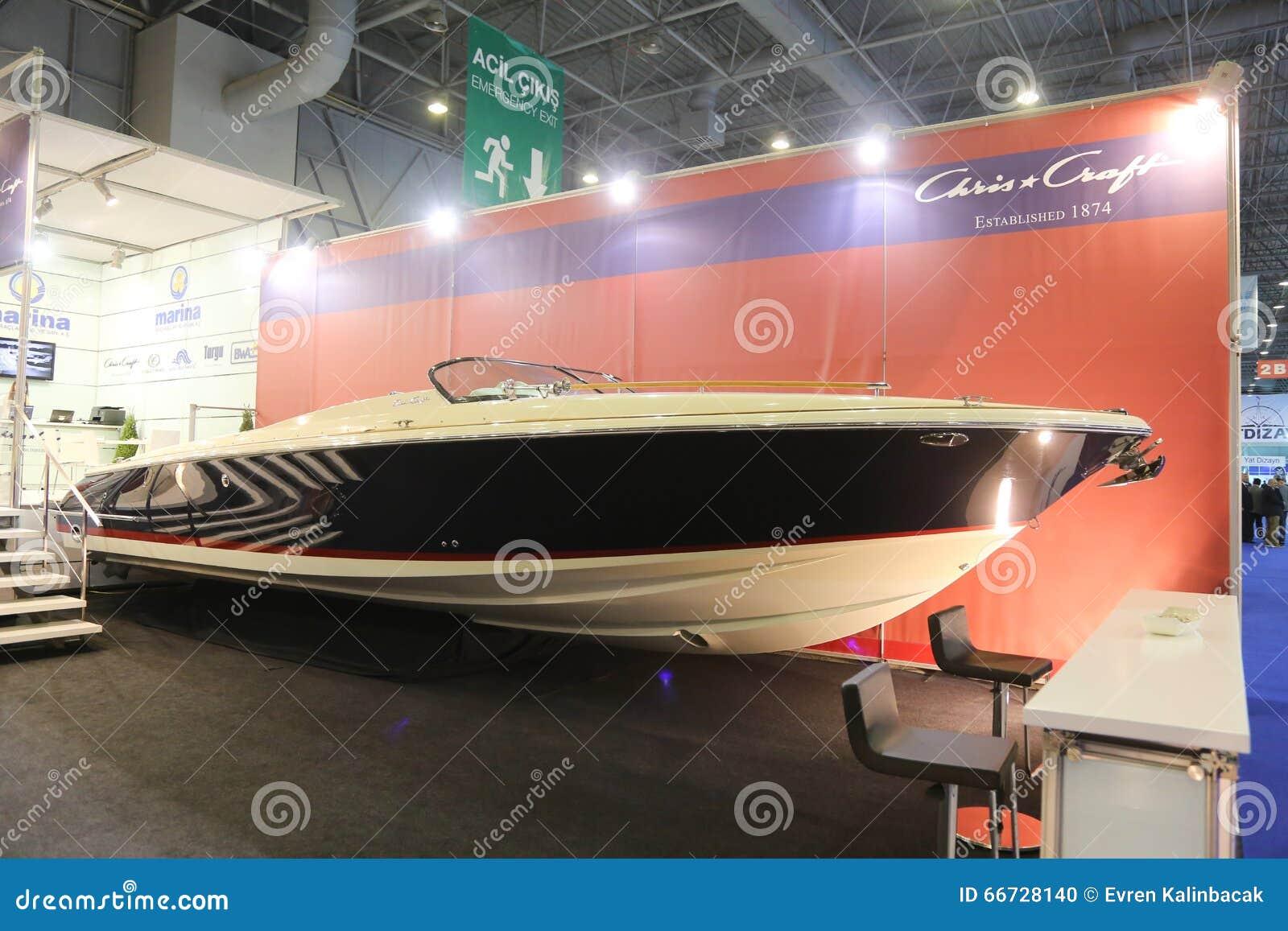 CNR欧亚大陆小船展示