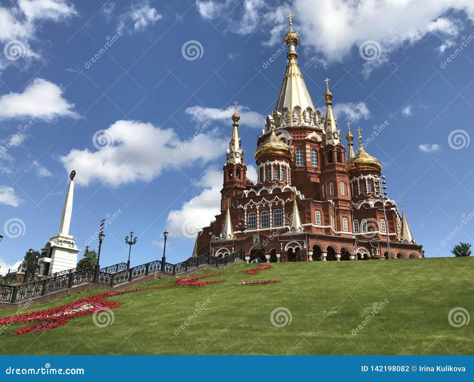 Собор Майкл-Архангела в Izhevsk, России