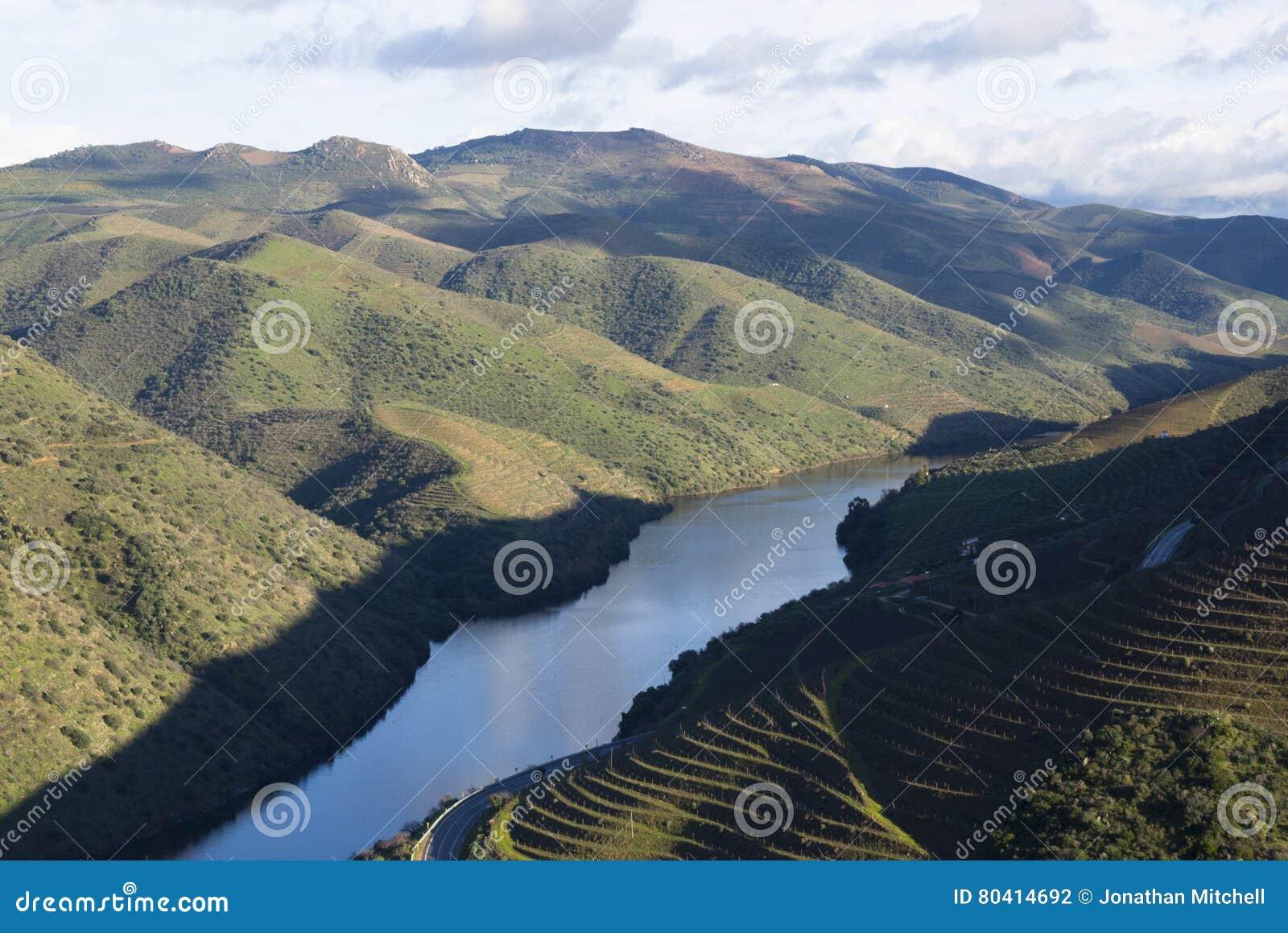Coa dolina Portugalia
