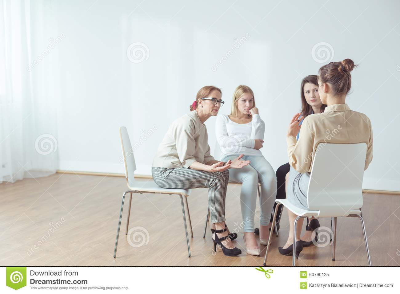 Coach and support group