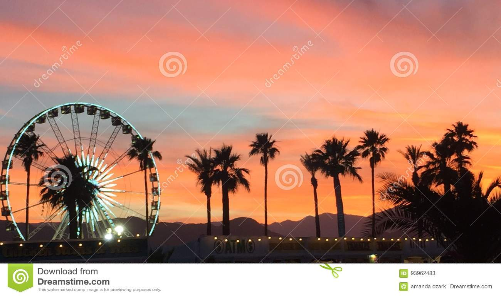 Coachella Ferris Photos Free Royalty Free Stock Photos From Dreamstime