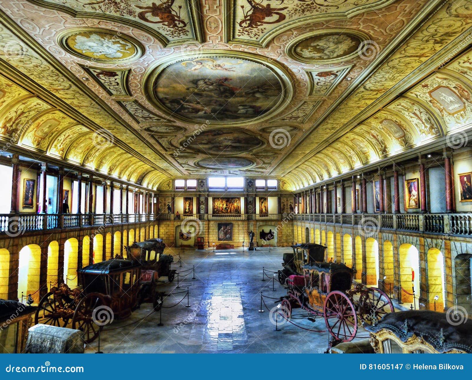 Coaches Museum, Lisbon
