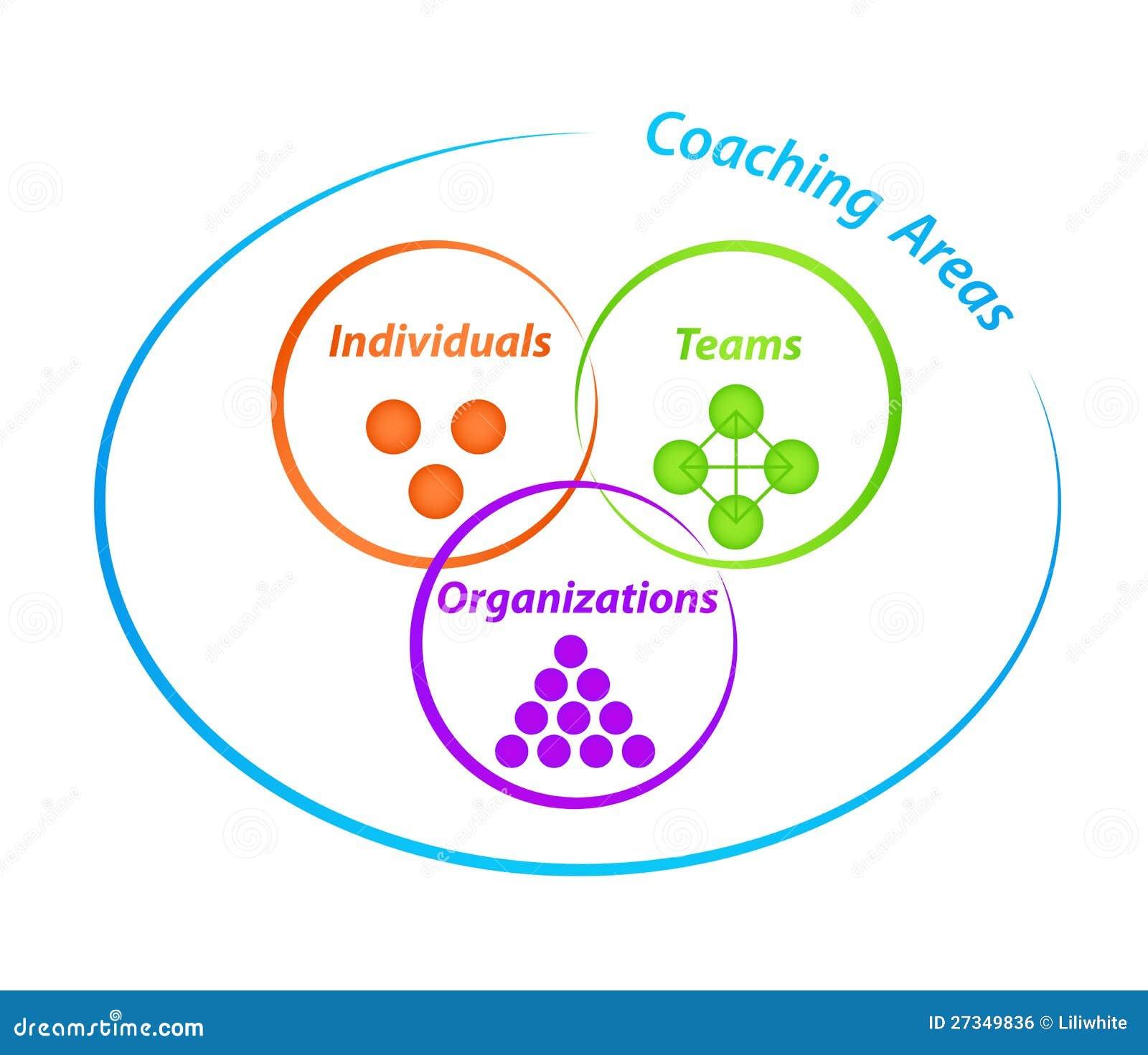 Coaching Areas Diagram