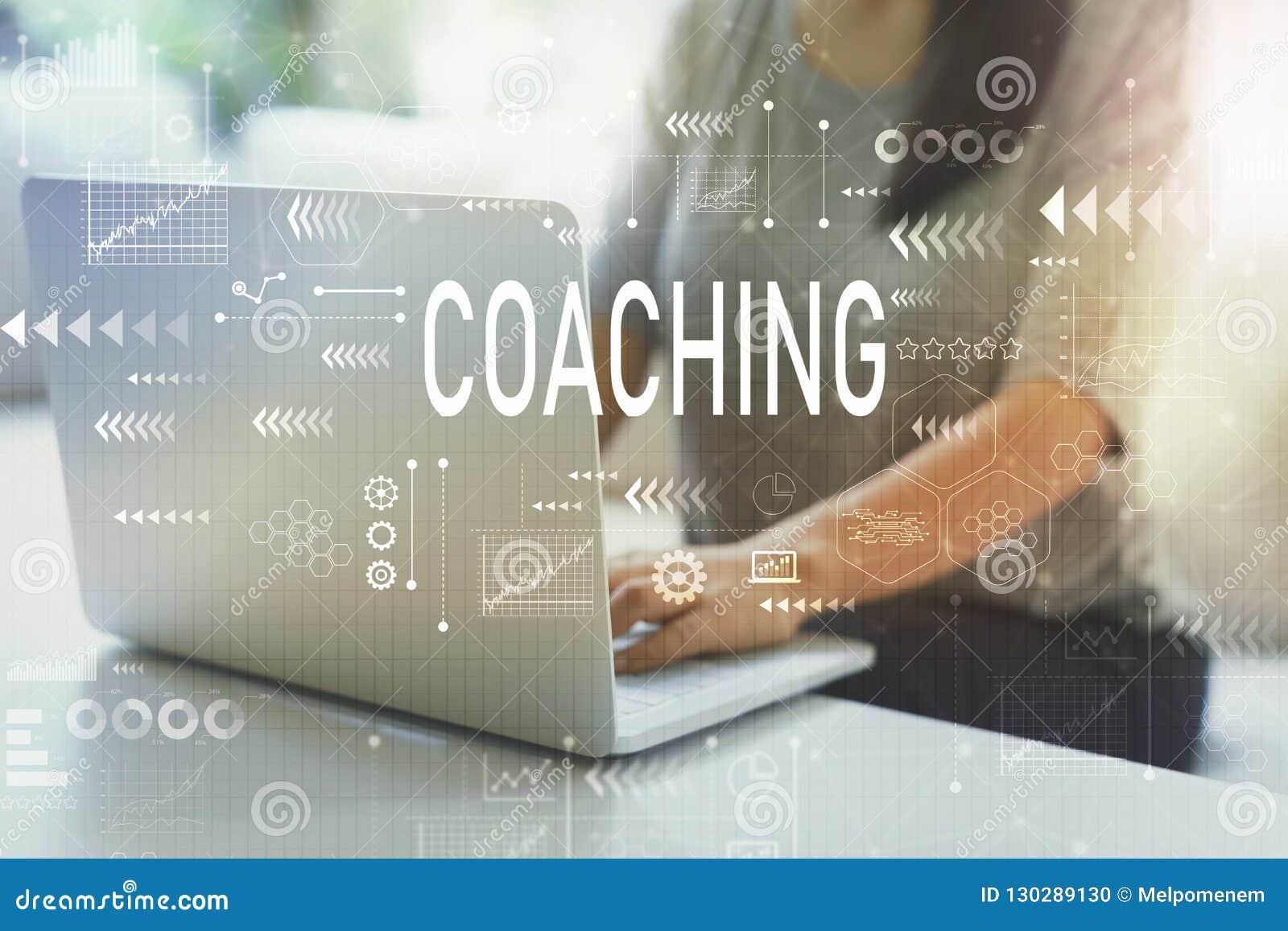 Coachning med kvinnan