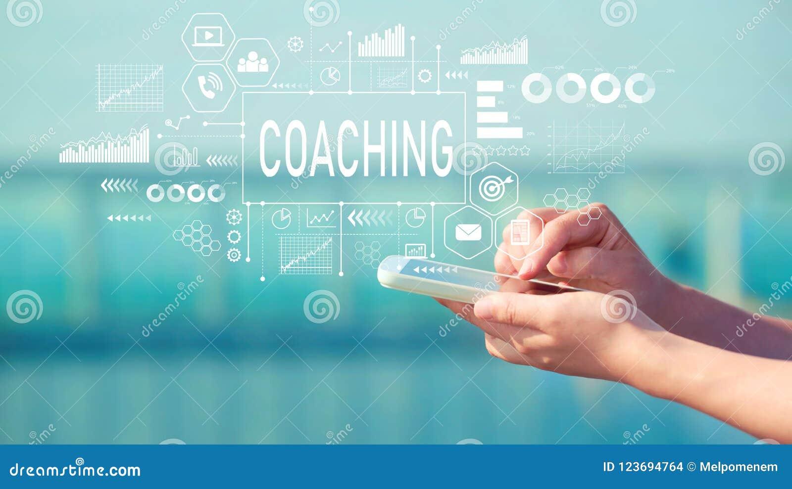 Coachning med smartphonen