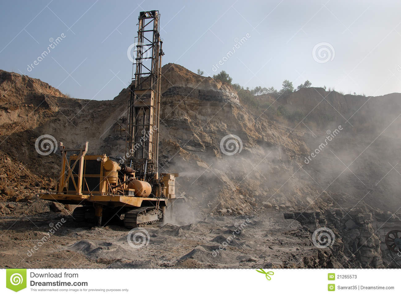 Coal Mining Equipment Editorial Stock Photo - Image: 21265573