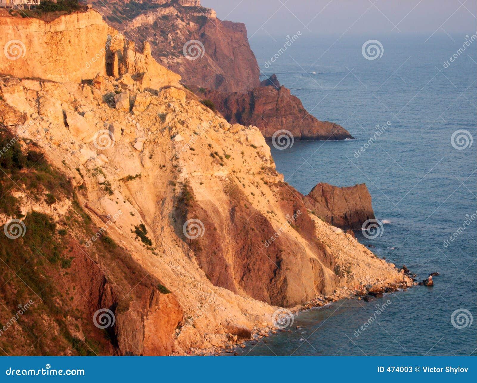 Download Coast stock image. Image of ocean, seascape, coast, rock - 474003