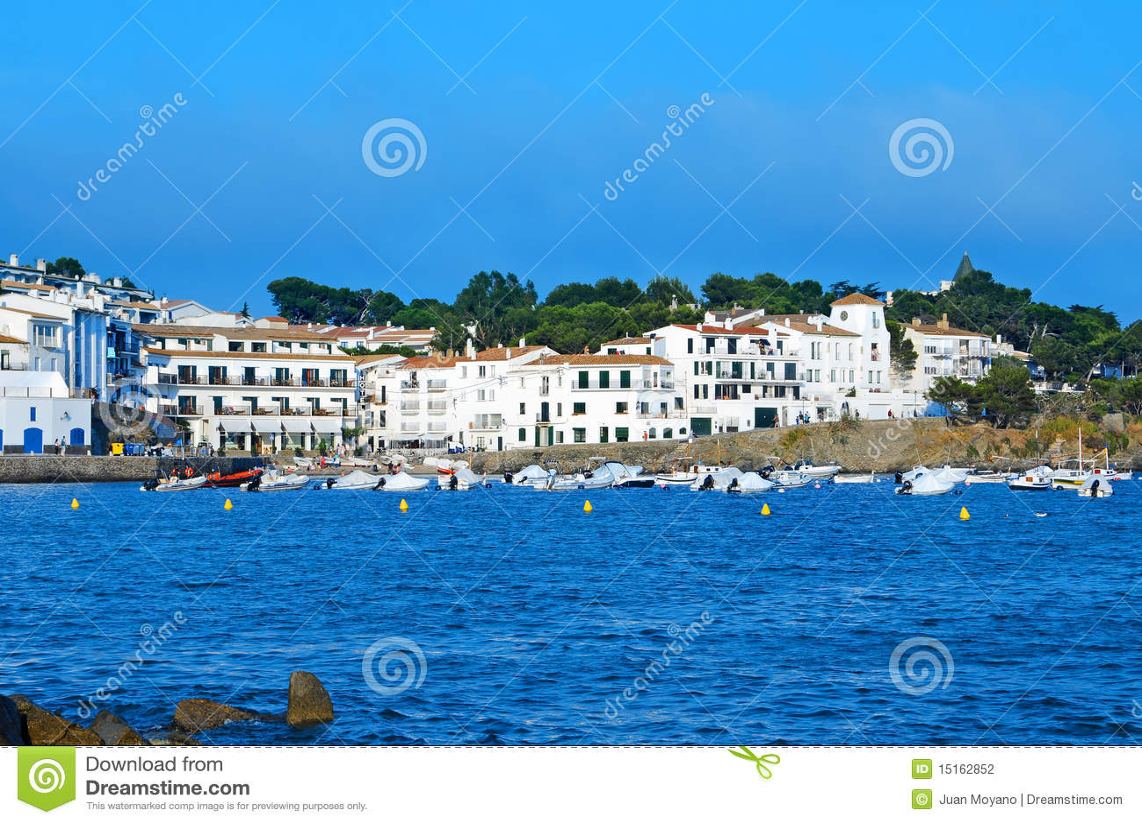 Coast of Cadaques, Spain