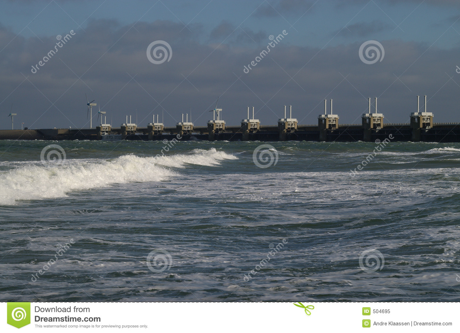 Coast holländskt skydd