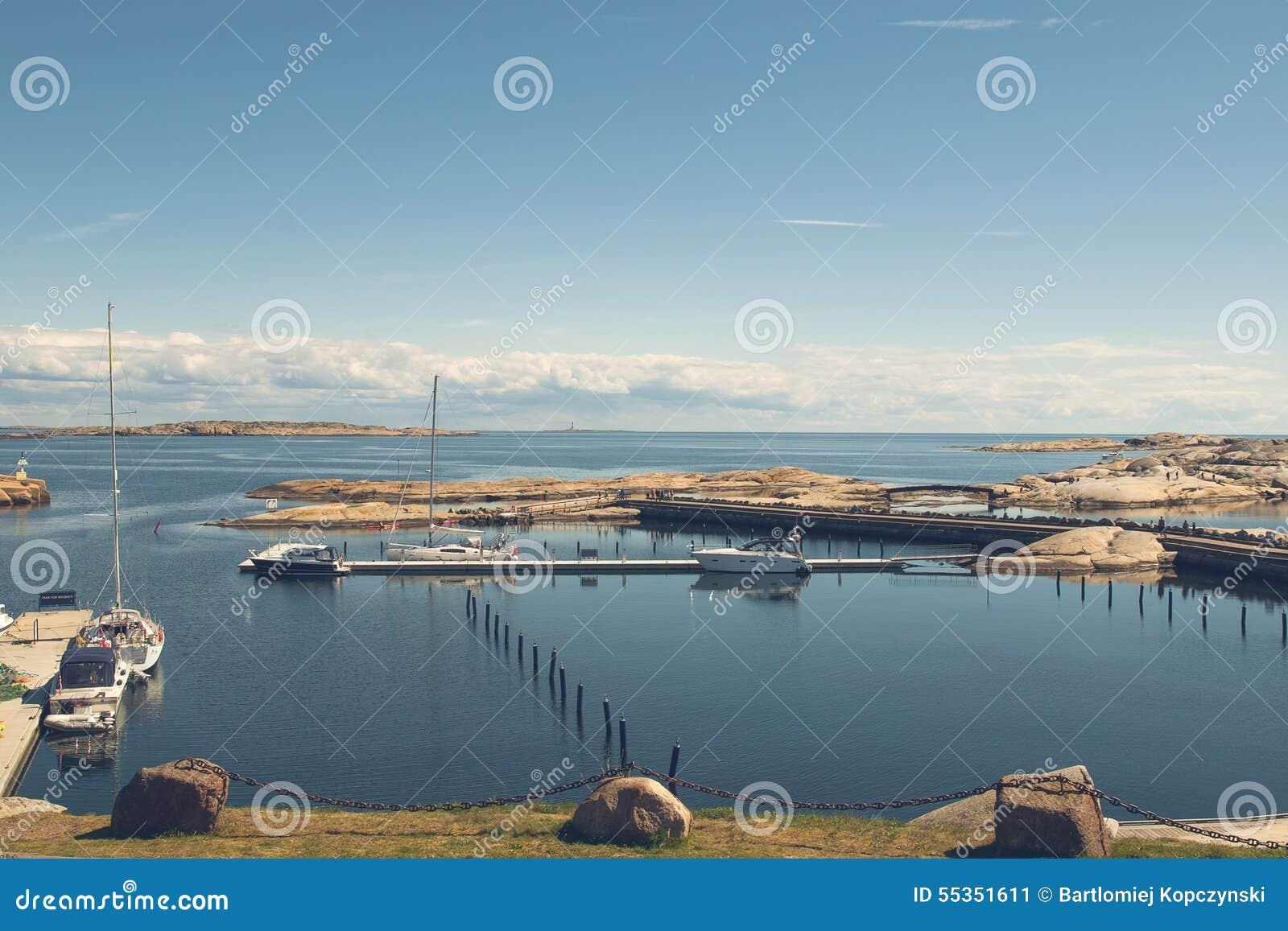 Coast at Verdens Ende, Norway