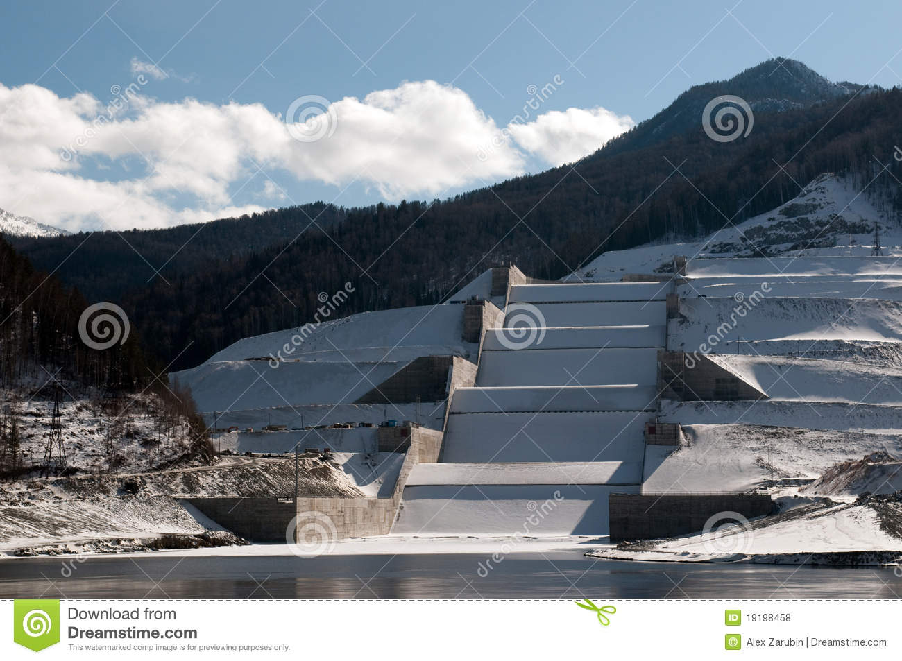 hydroelectric power station design a thesis