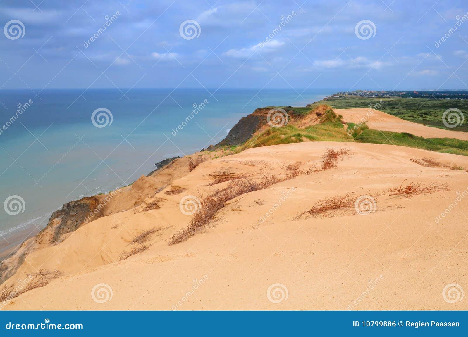 Coastline denmark