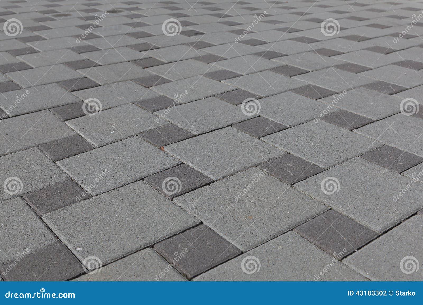 Cobble Paving Stone Stock Photo Image Of Hewn Pattern
