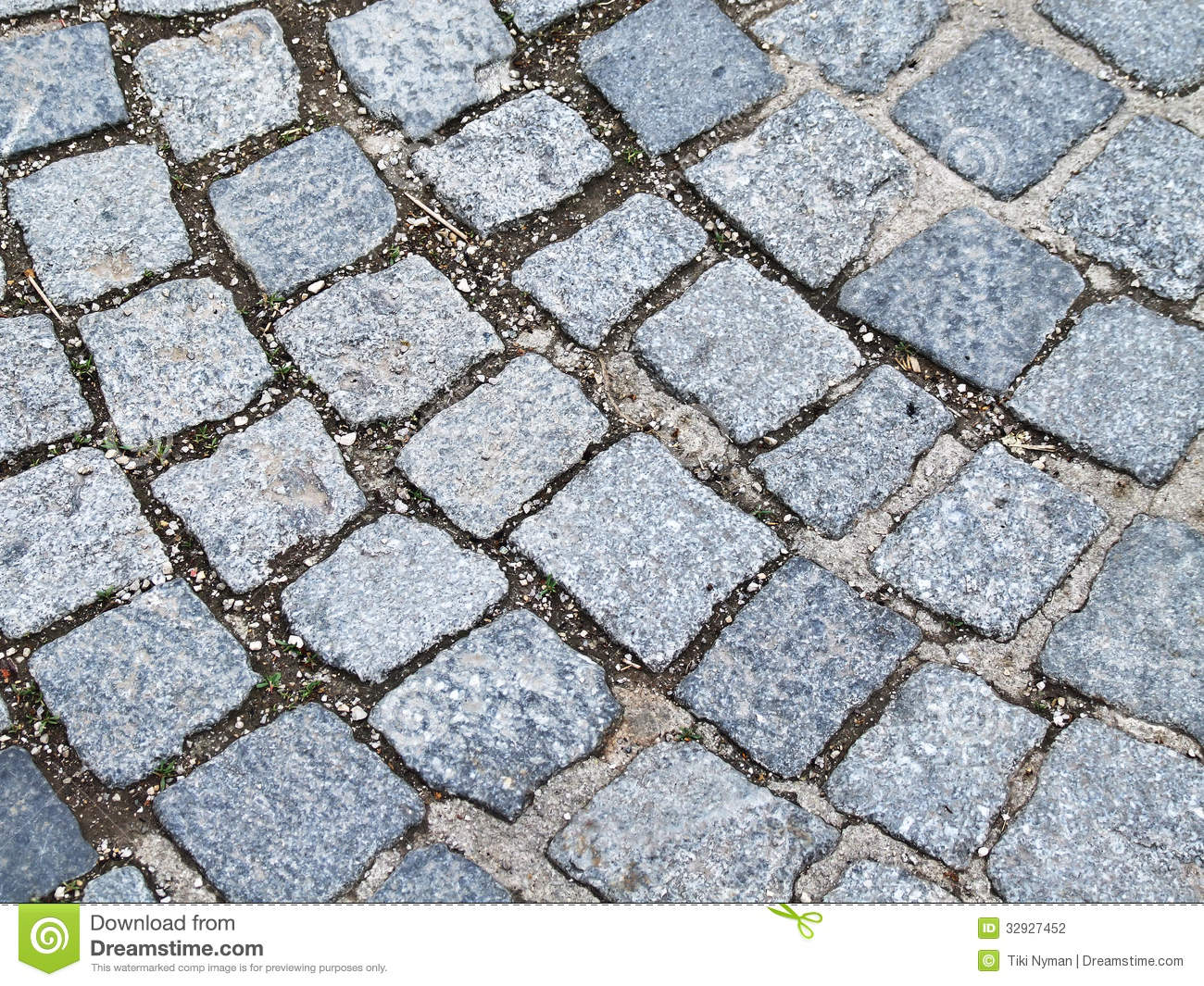 Cobblestone Background Stock Photography - Image: 32927452