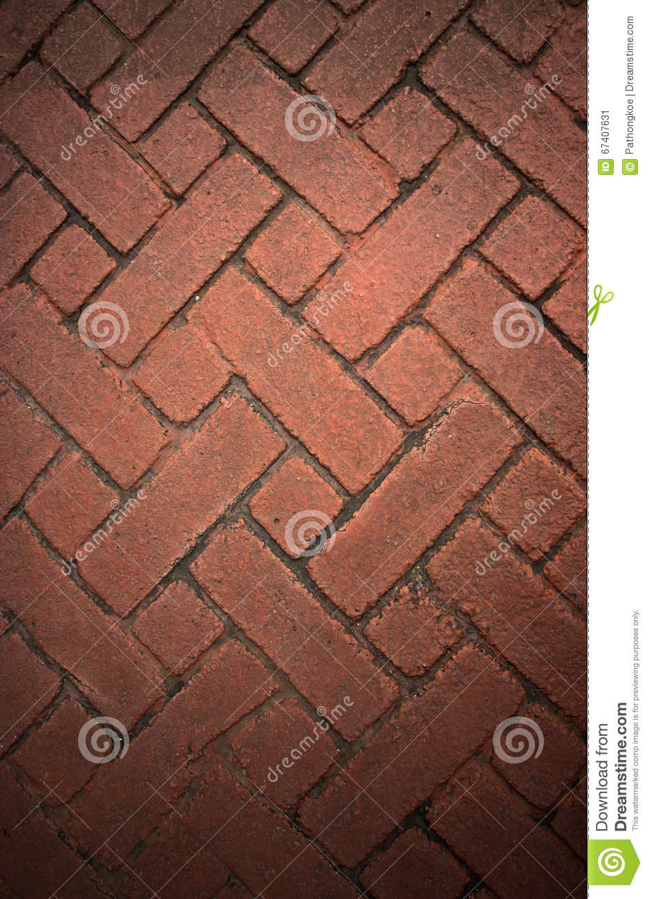 Concrete Cobble Street : Stone paving texture abstract old pavement background