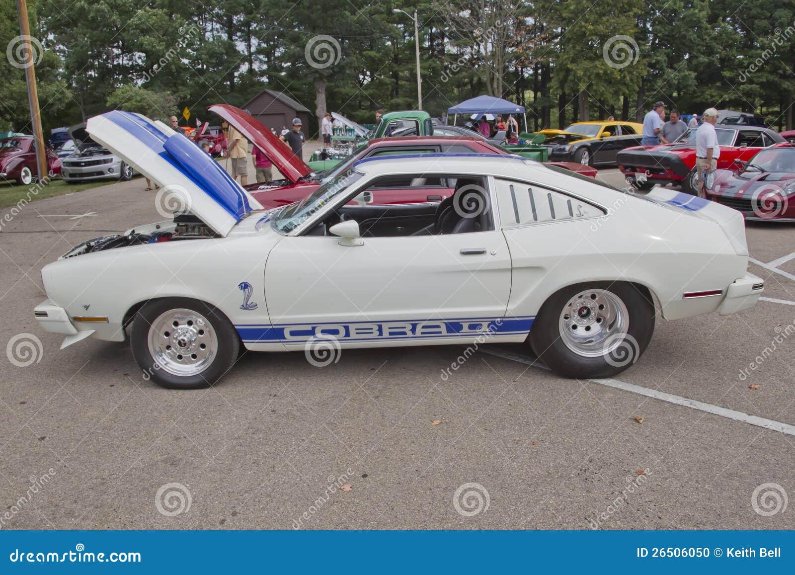 Cobra 1978 de Ford
