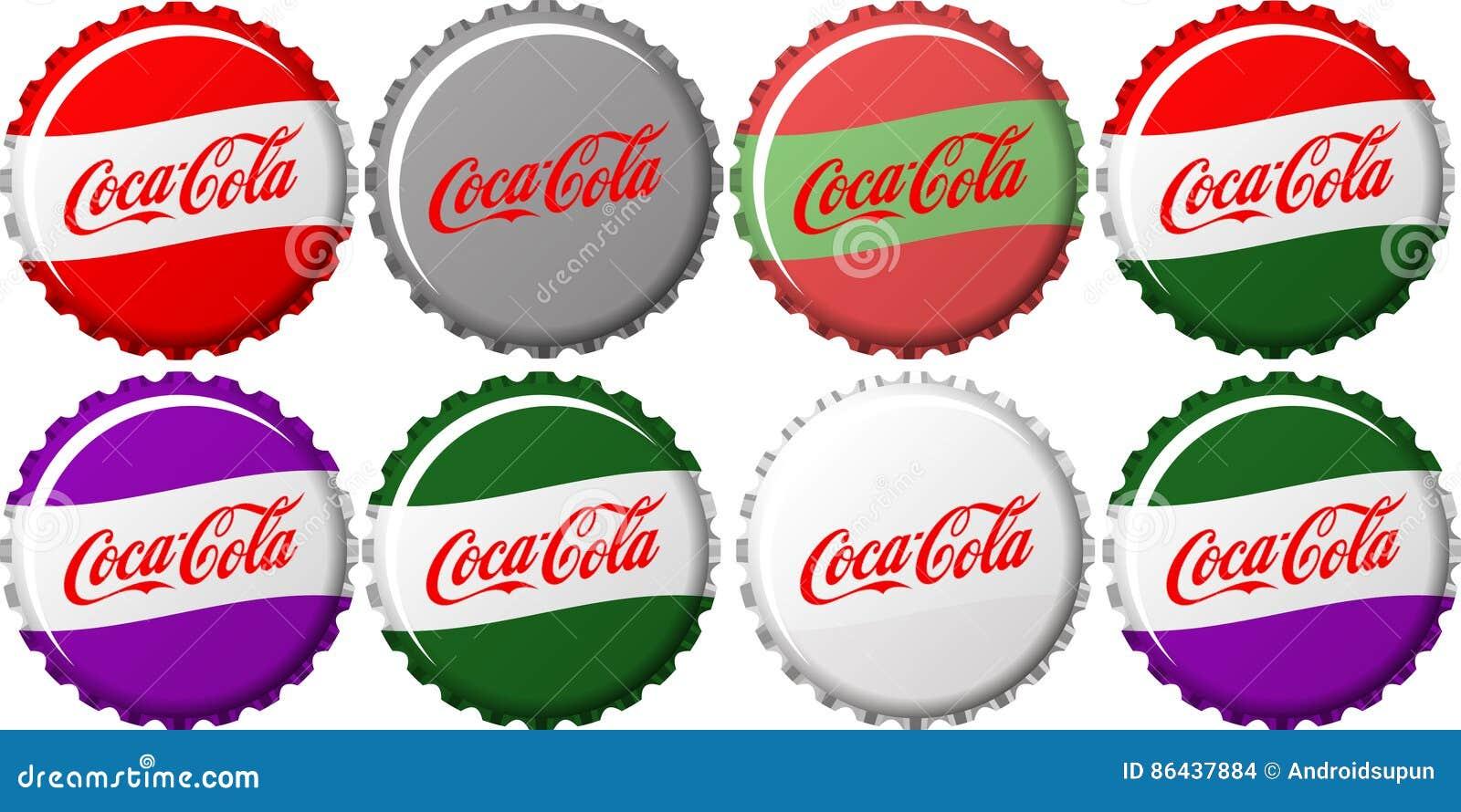 Coca Cola Caps