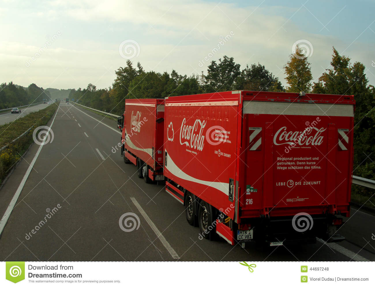 coca cola transport Coca cola is one of the most recognizable brands on the planet the iconic red and white logo is emblazoned on trucks all over the us and across.