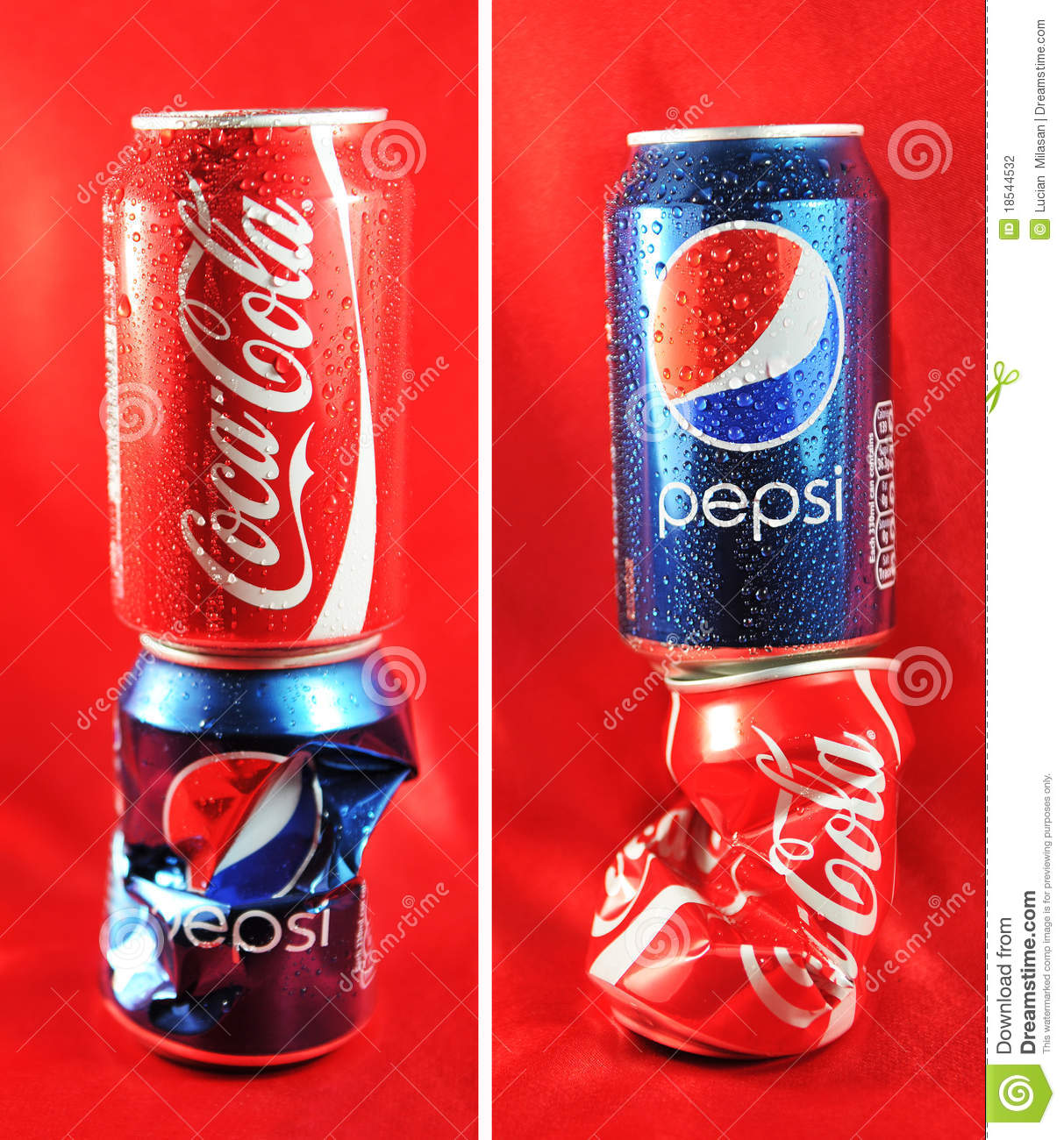 wahaha vs coca cola and pepsi The cola wars have been raging for over a century now, turning soda into a multi billion dollar a year industry but just who are the titans of this industry, how did they get to where they are, and which of them reigns supreme.