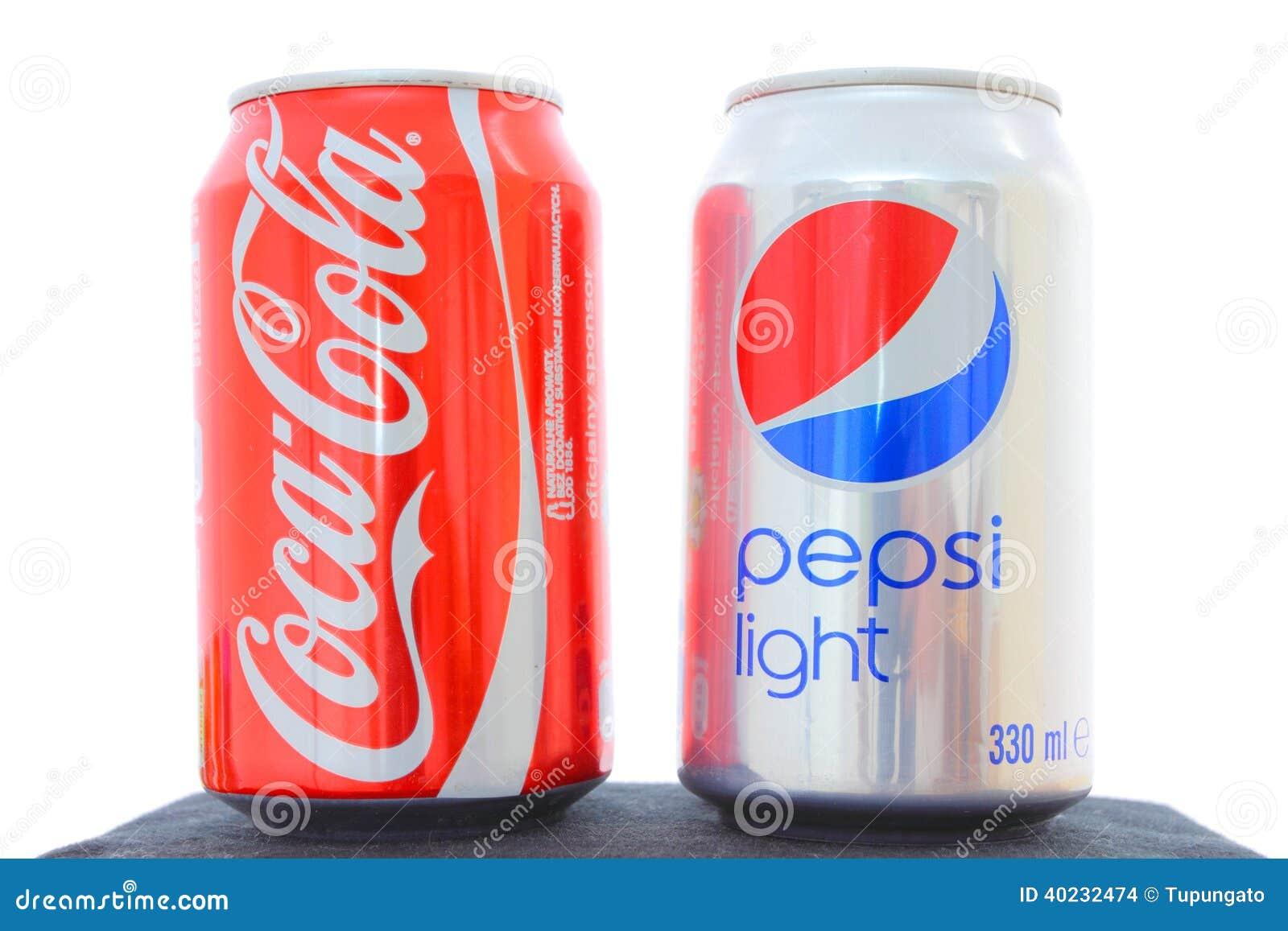 The Coca Cola Company And Pepsico Pension Plans