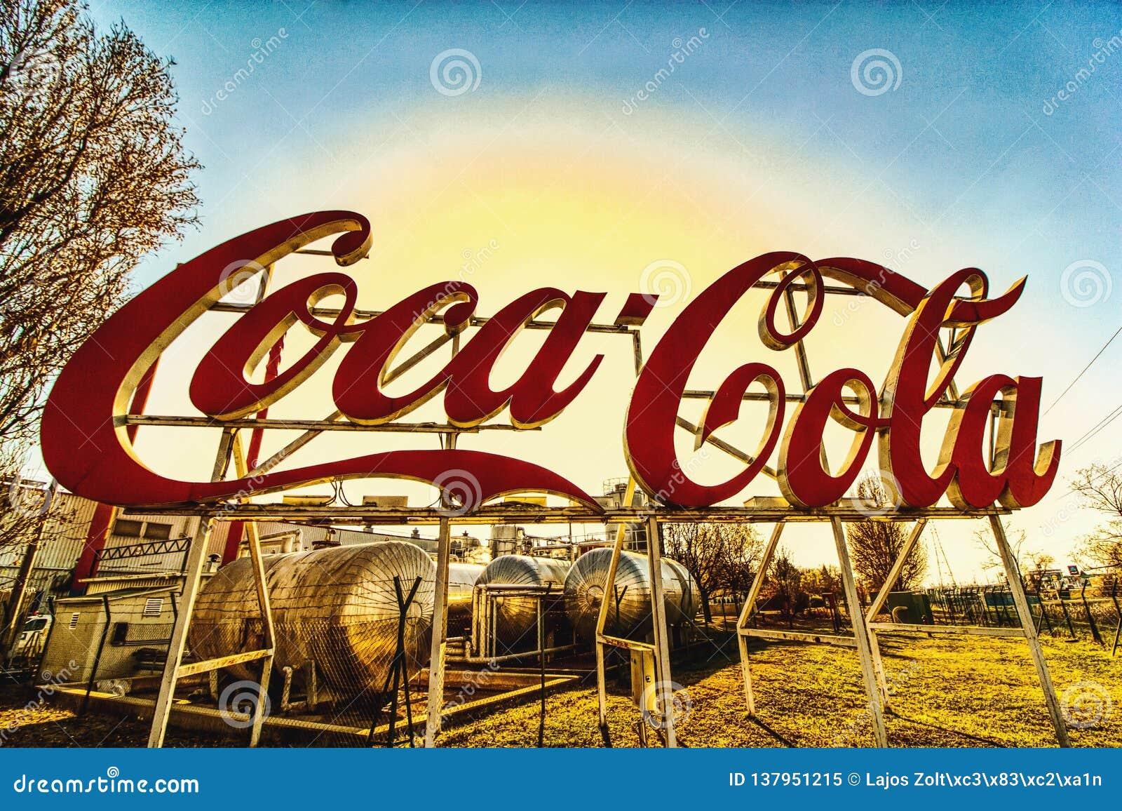 Coca - colaUngern
