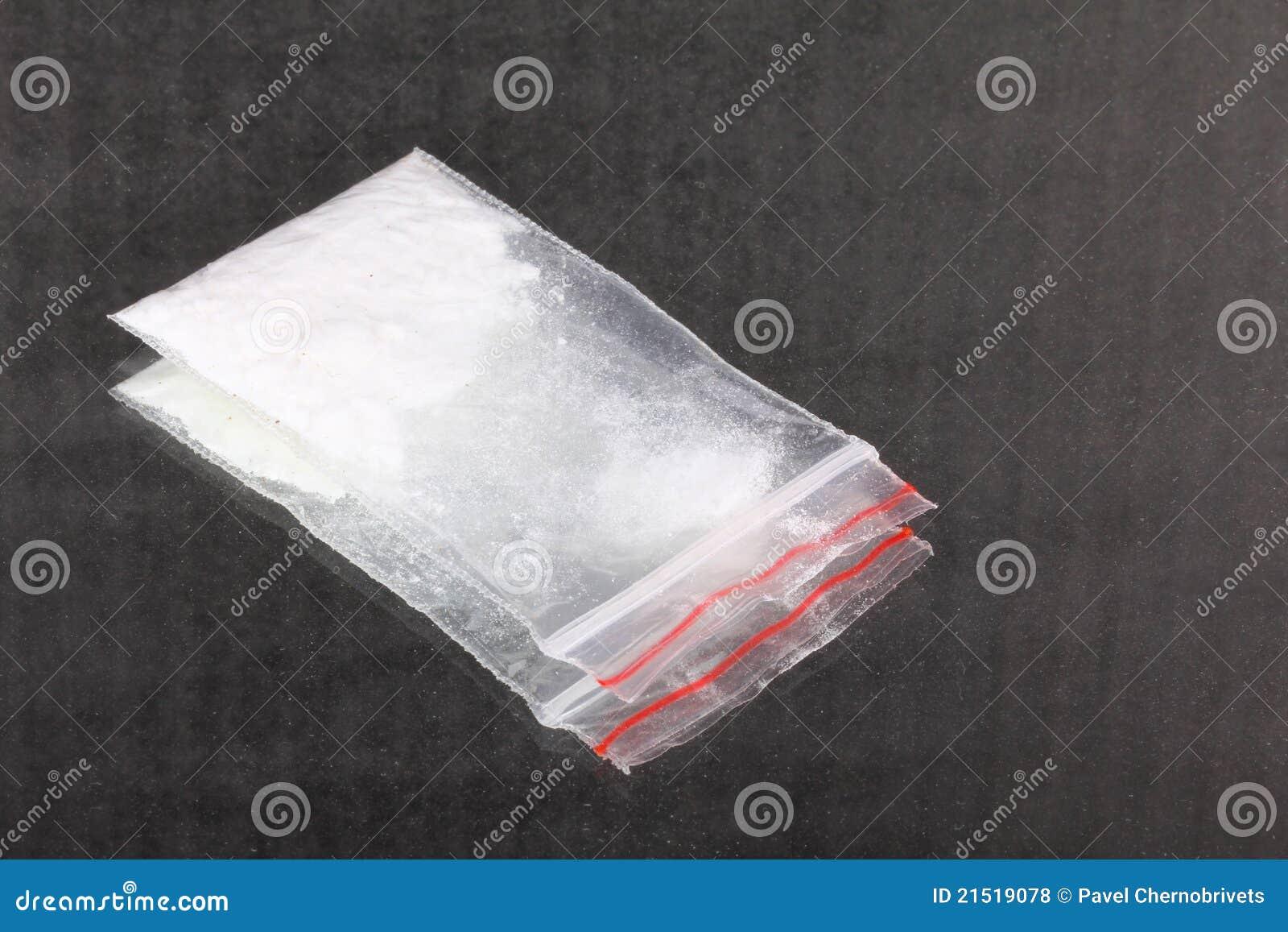 Cocaina in casella