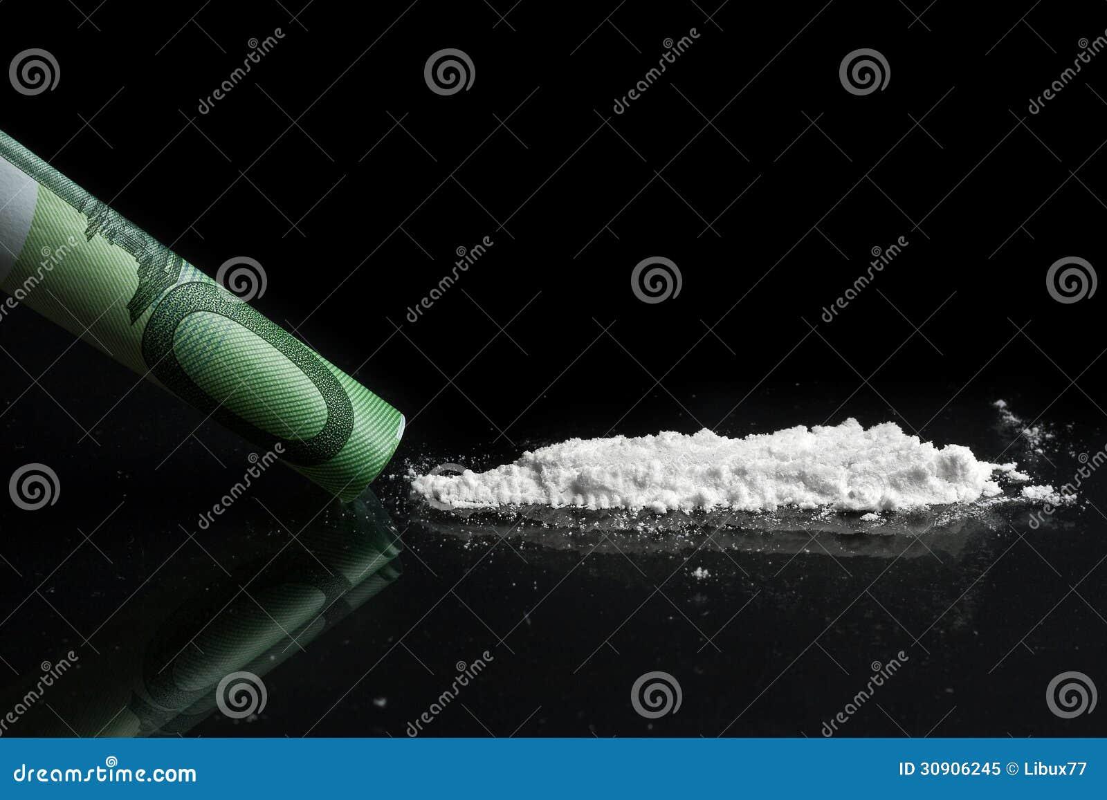 Cocaina e soldi