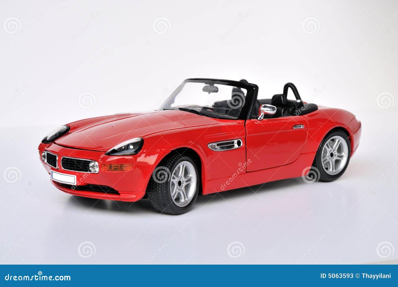 Coche de deportes de BMW