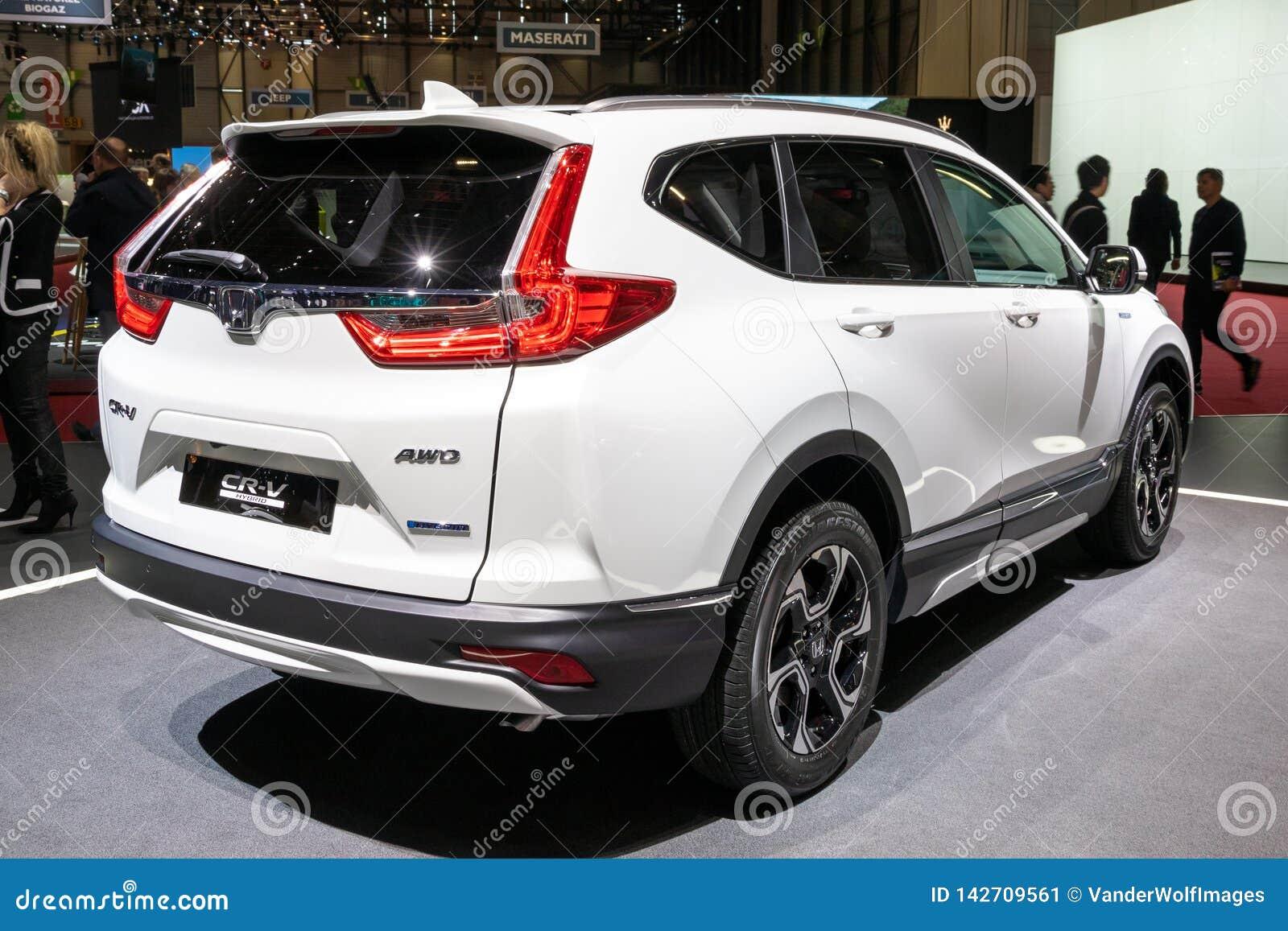 Coche de Honda CR-V