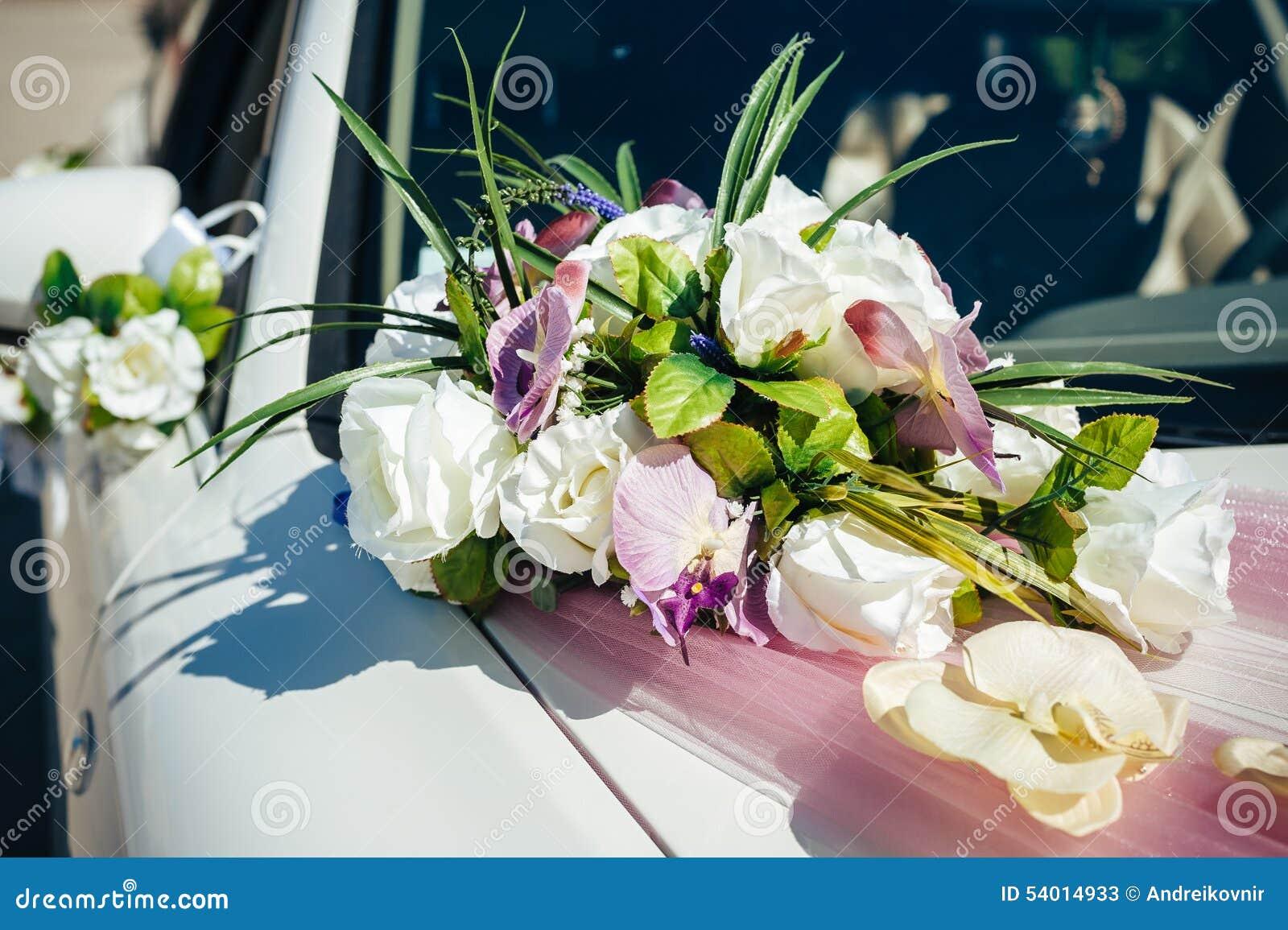 Flores de la boda de la vendimia