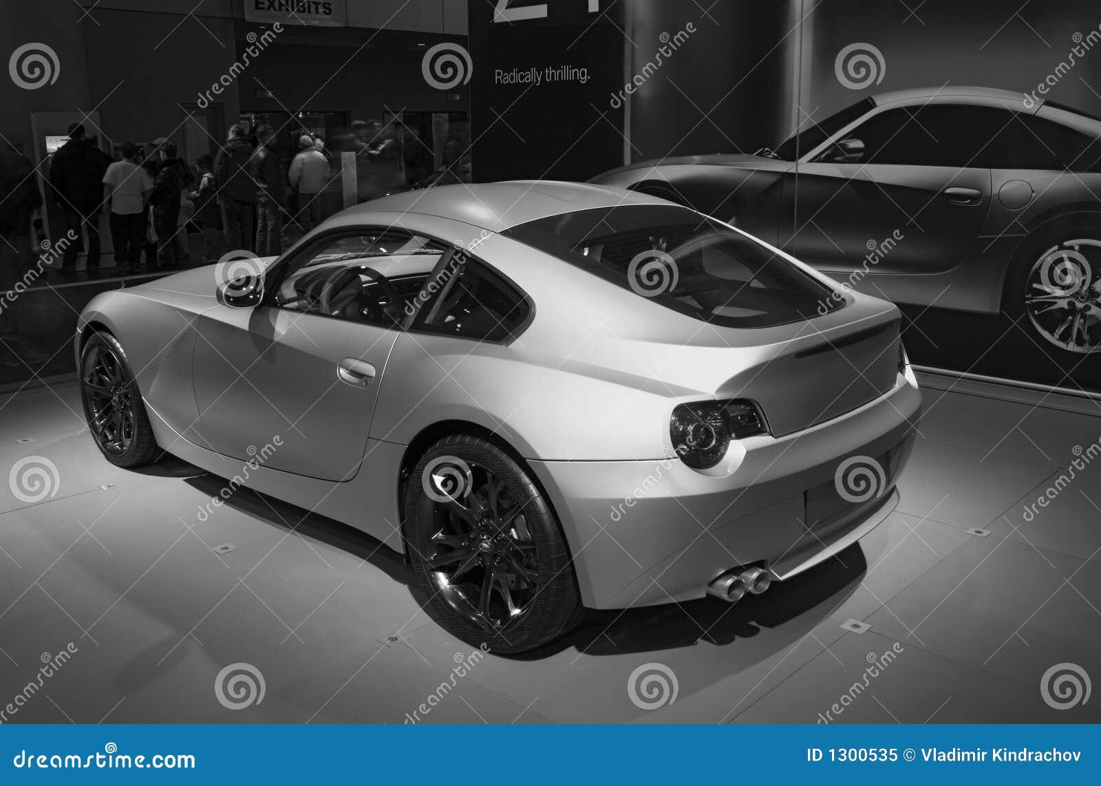 Coche de la demostración auto del transporte 056