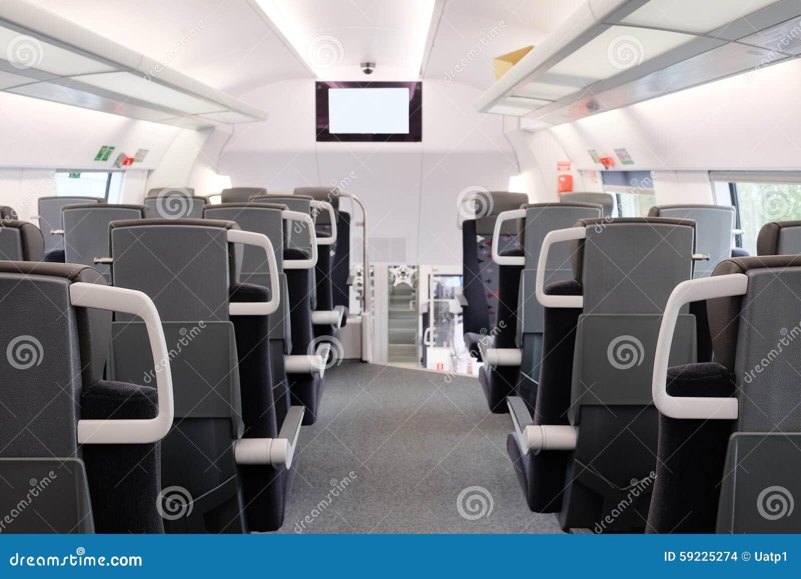 Download Coche de pasajero del tren foto de archivo. Imagen de unidad - 59225274