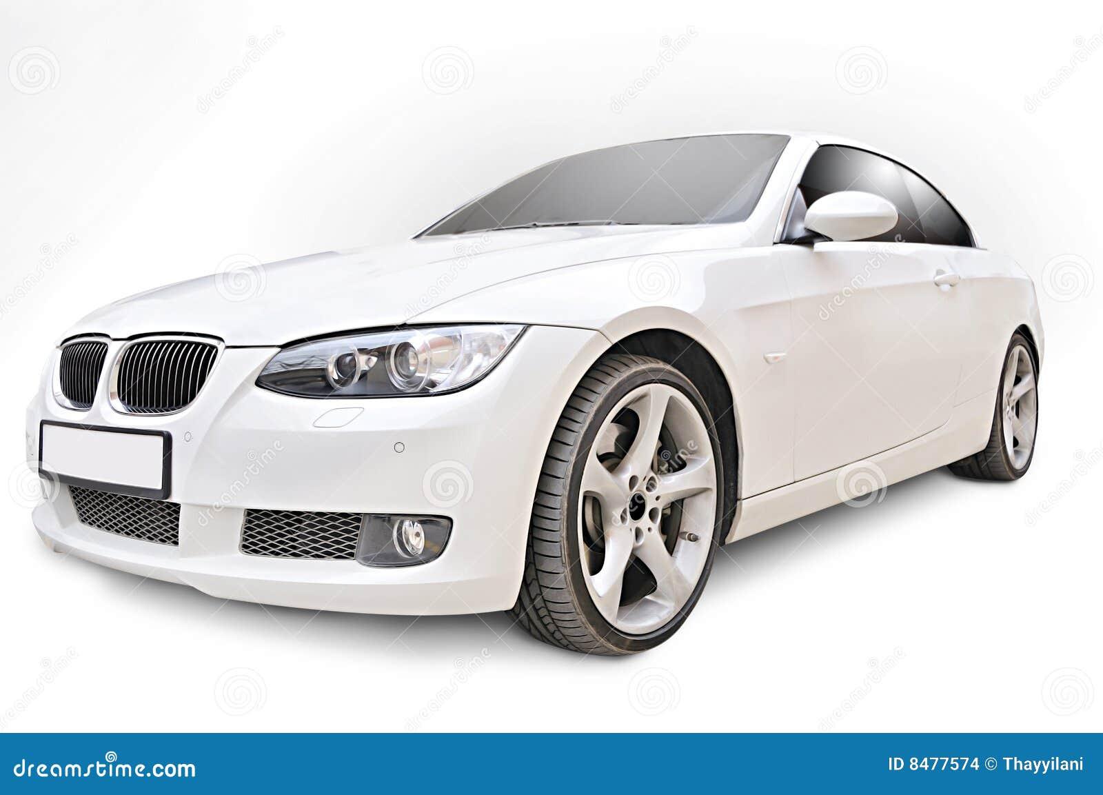 Coche del convertible de BMW 335i
