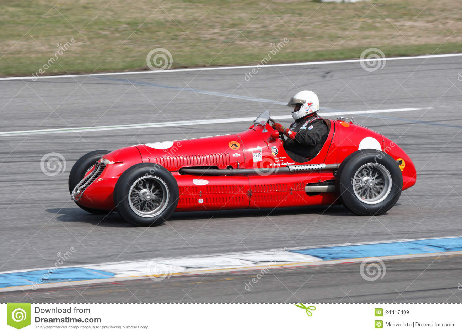 Coche histórico del Fórmula 1, Maserati 4CL