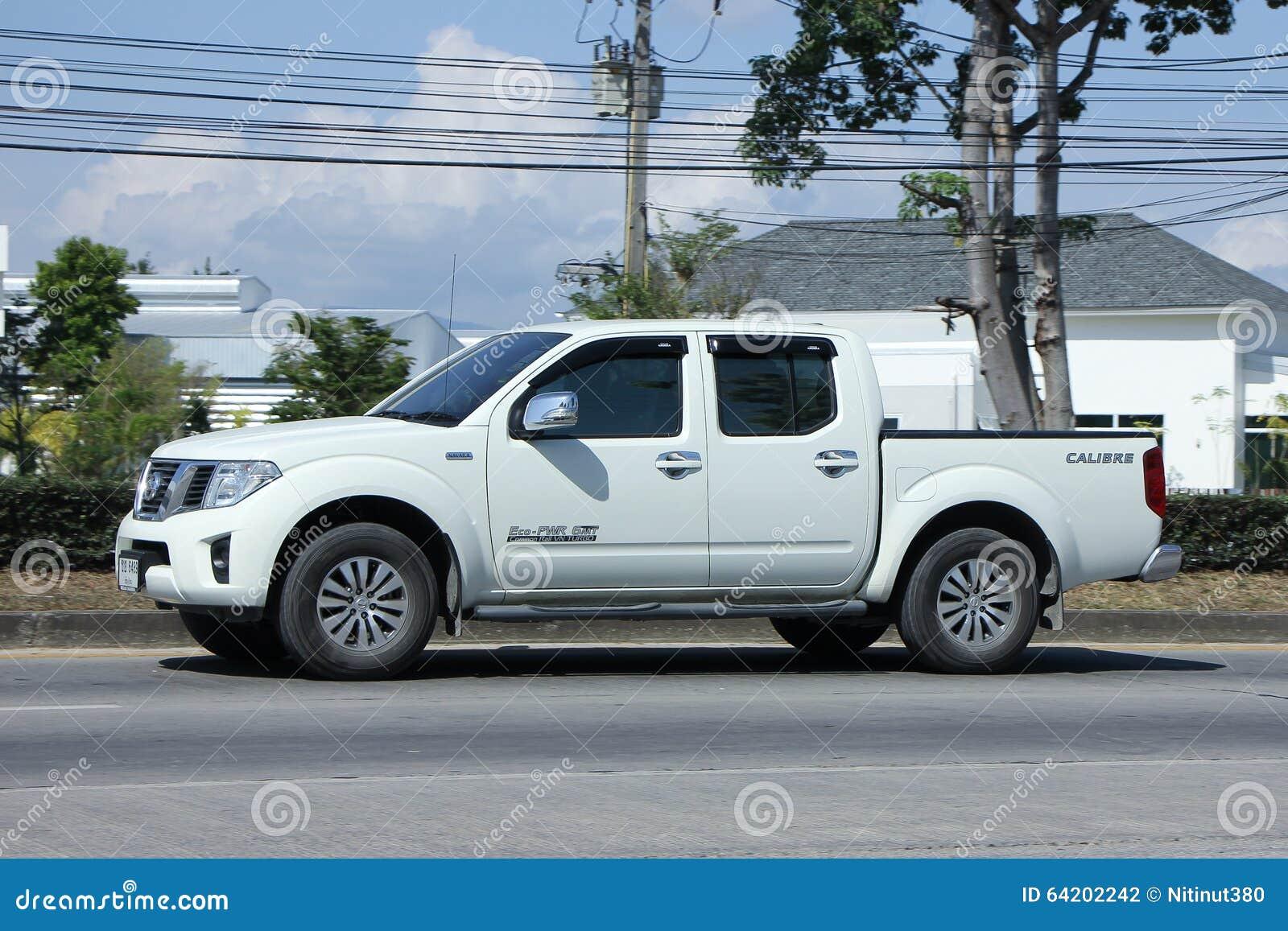 Coche privado de la recogida, Nissan Frontier