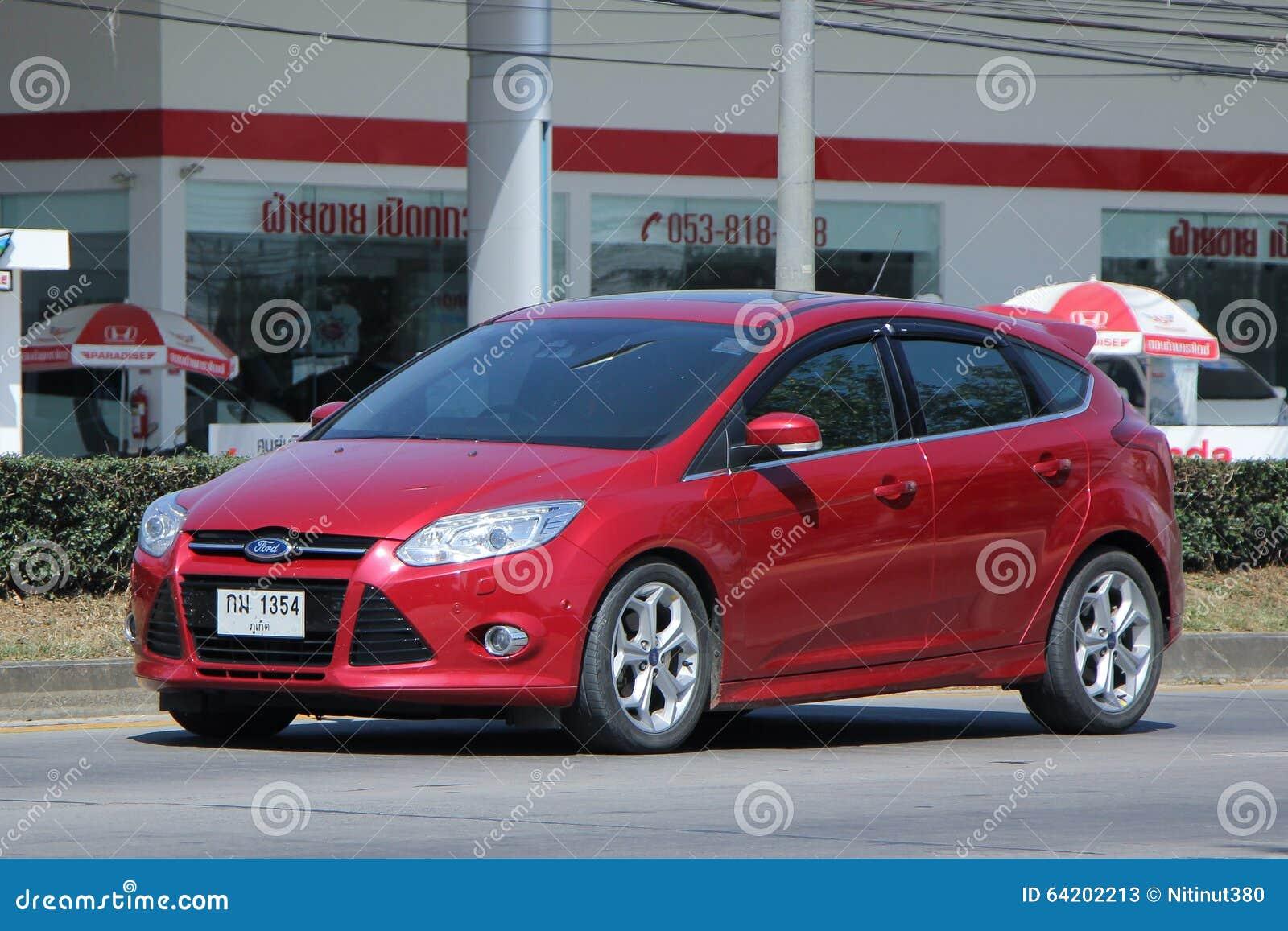 Coche privado, Ford Focus