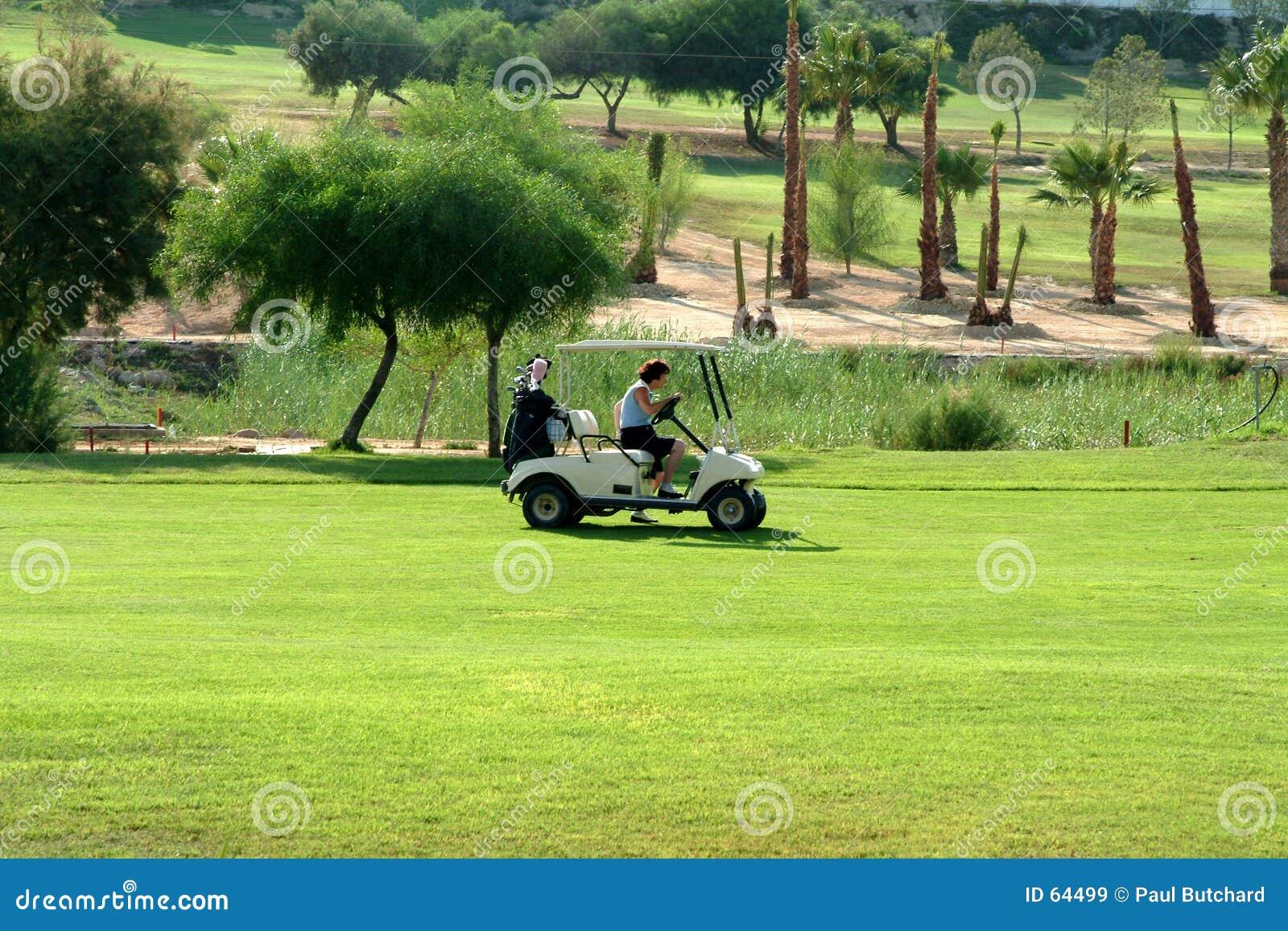 Cochecillo del golf - España